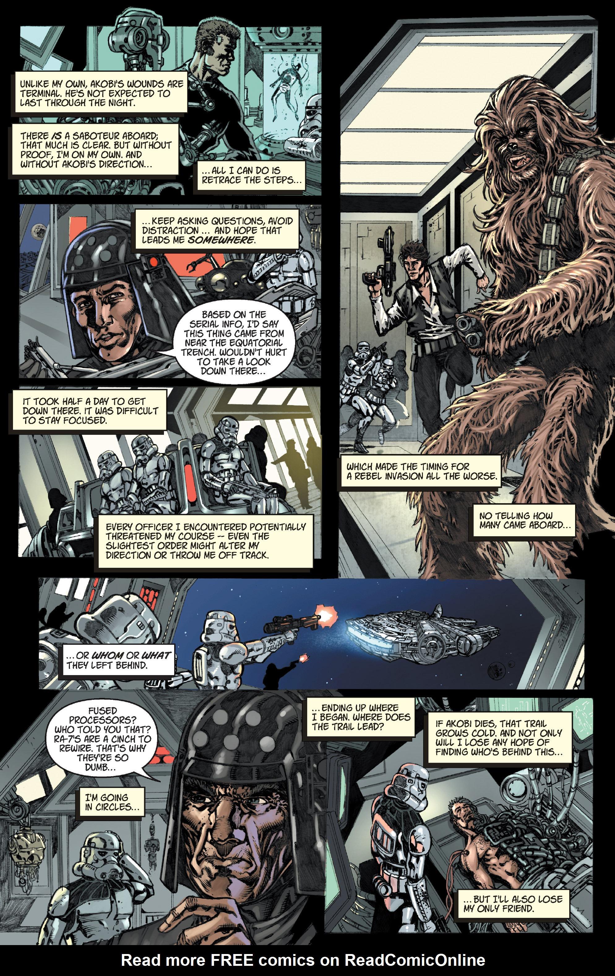 Read online Star Wars Omnibus comic -  Issue # Vol. 17 - 208