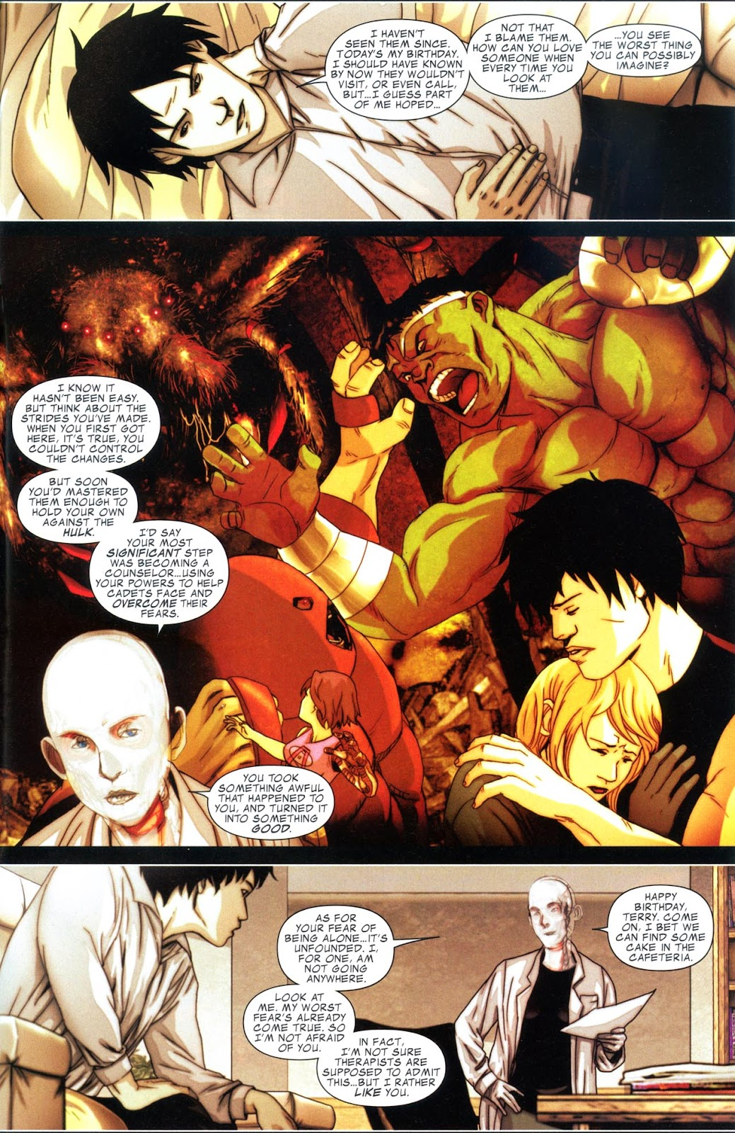 Read online Avengers: The Initiative comic -  Issue # _Special 1 - 46