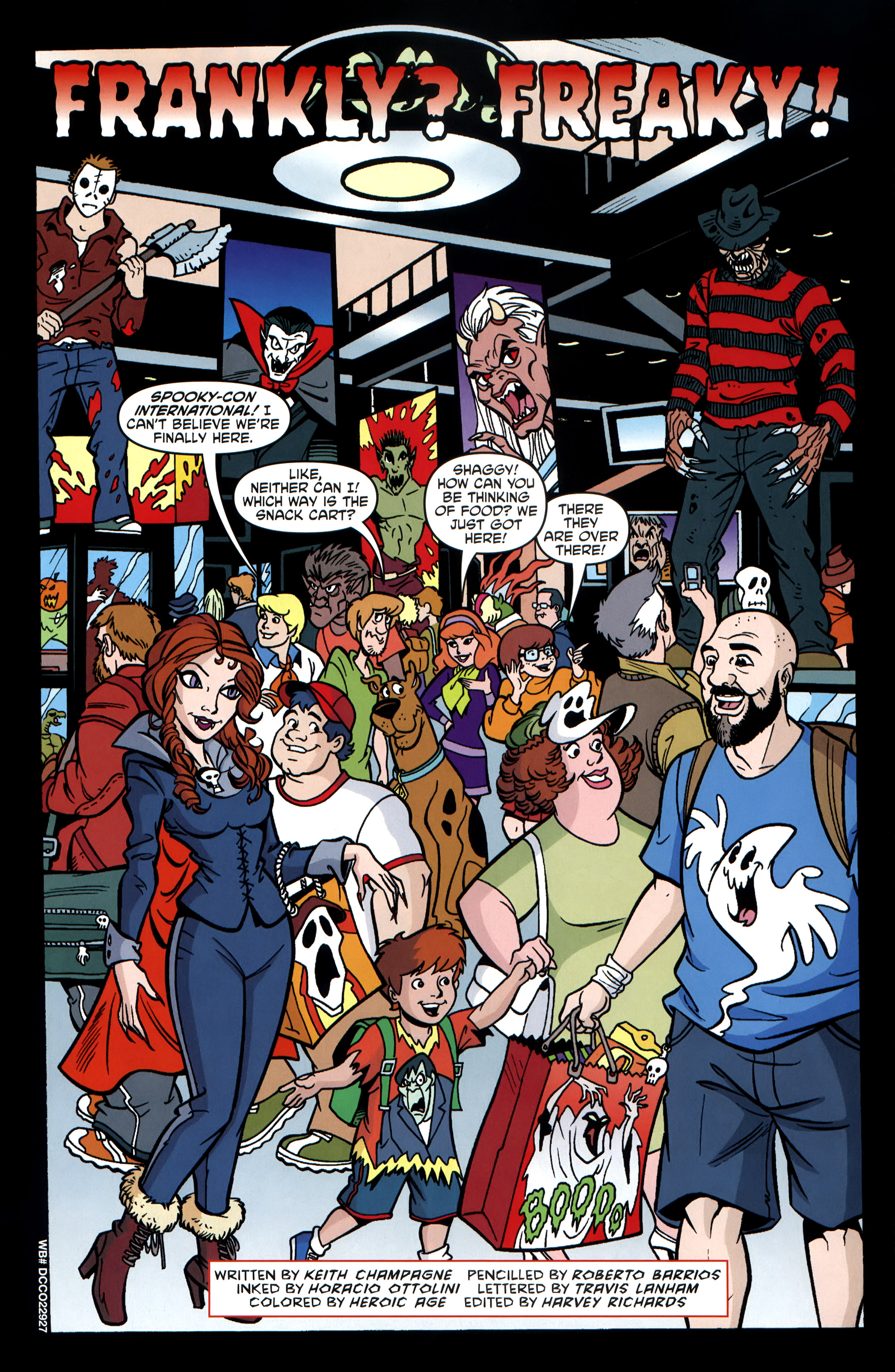 Read online Scooby-Doo: Where Are You? comic -  Issue #32 - 16