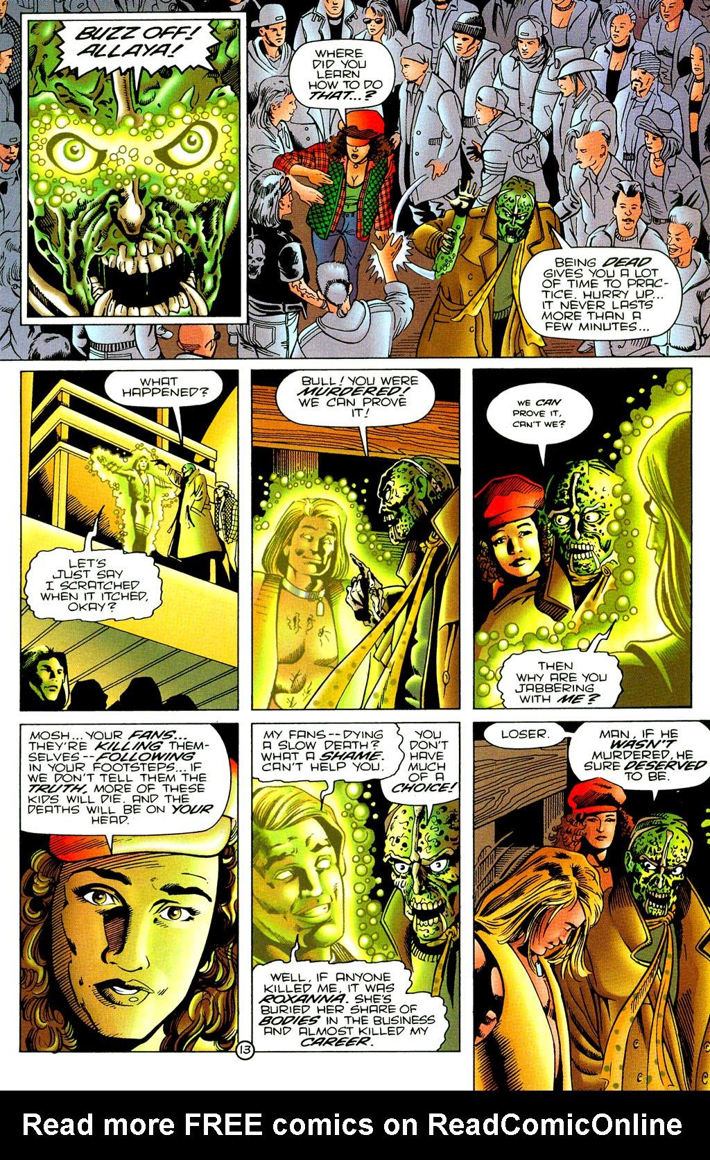 Read online UltraForce (1994) comic -  Issue #7 - 14