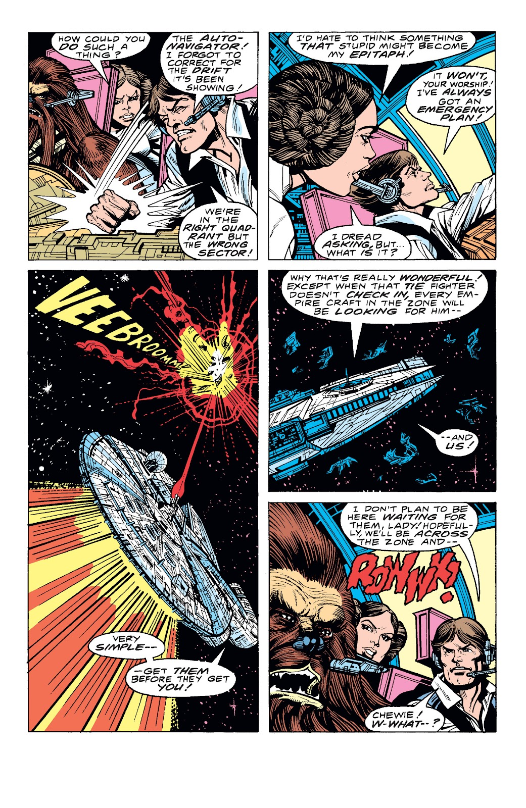 Read online Star Wars Legends: The Original Marvel Years - Epic Collection comic -  Issue # TPB 1 (Part 4) - 21