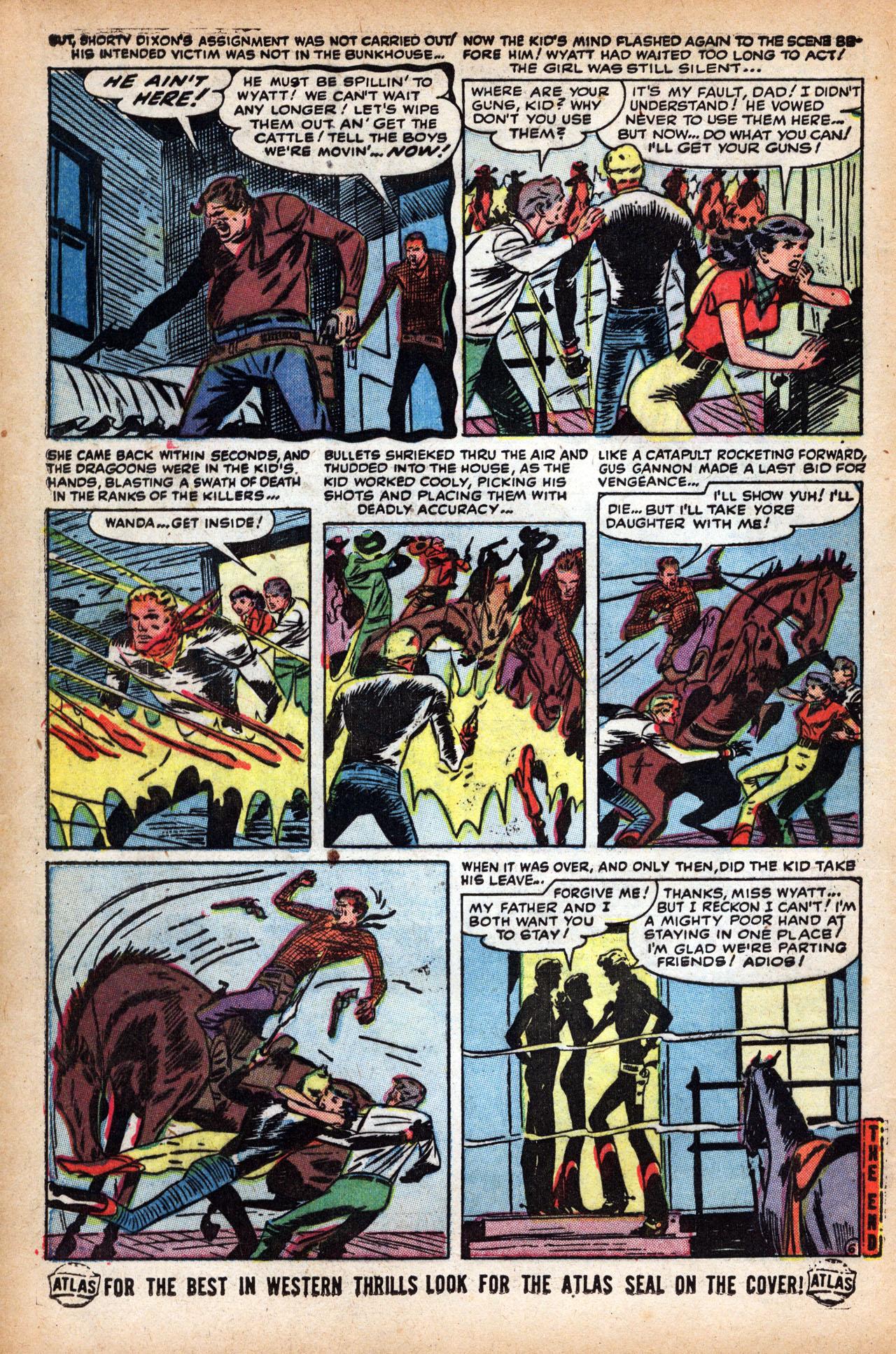 Read online Two-Gun Kid comic -  Issue #18 - 32