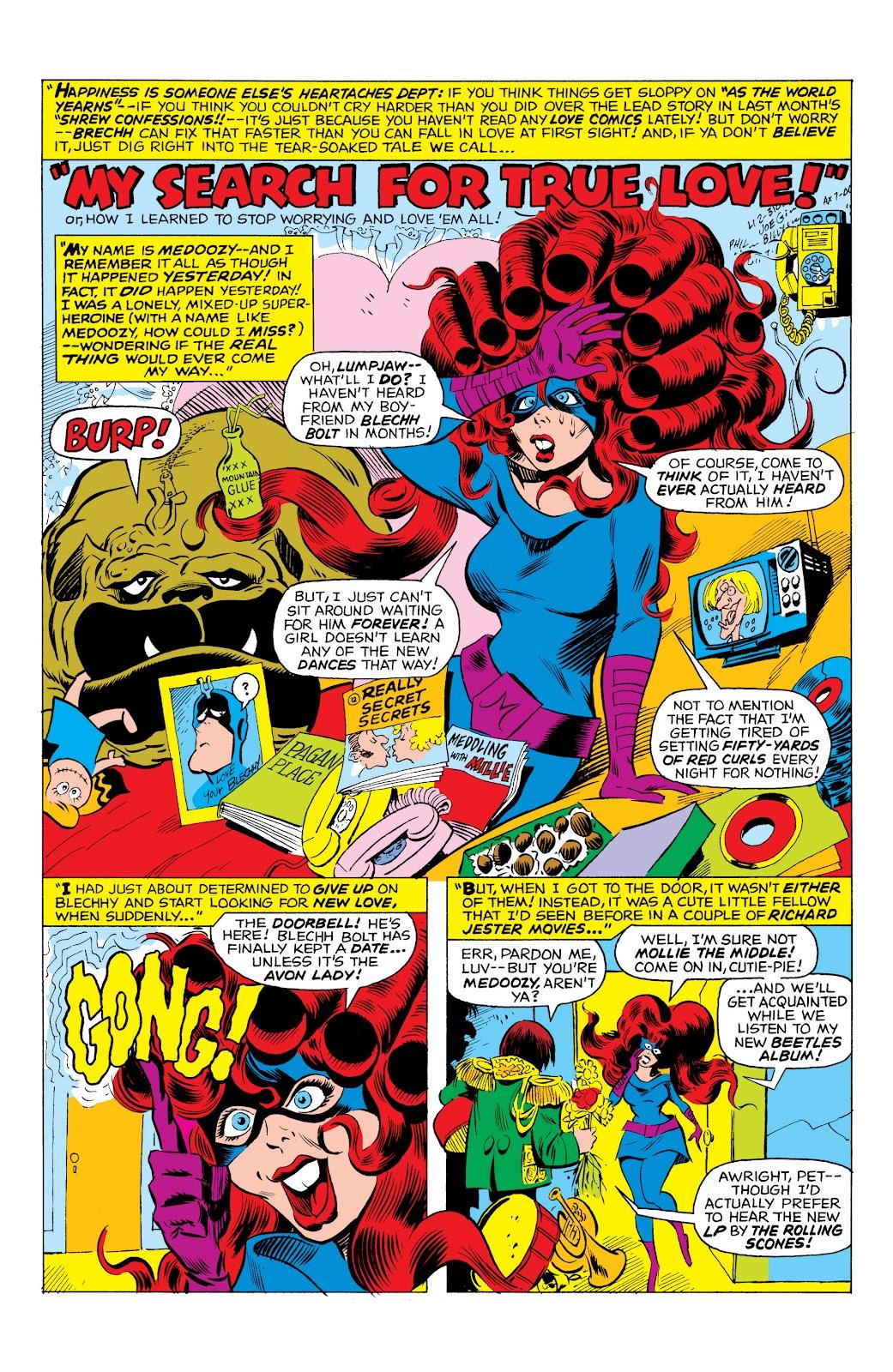 Read online Marvel Masterworks: The Inhumans comic -  Issue # TPB 1 (Part 3) - 34