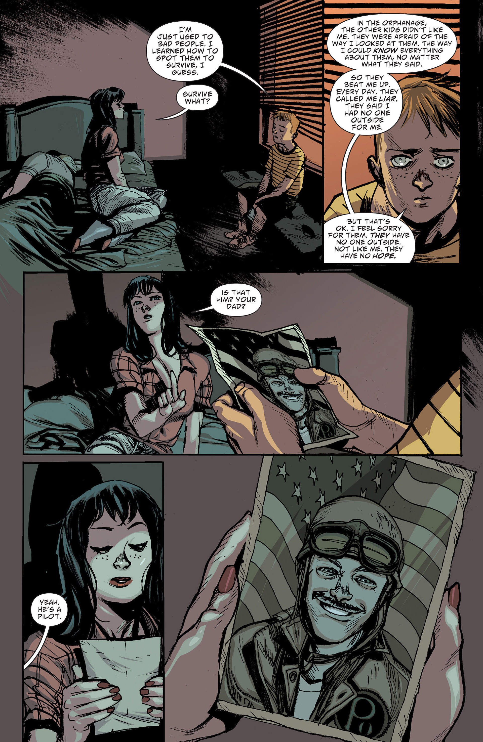 Read online American Vampire: The Long Road To Hell comic -  Issue # Full - 31