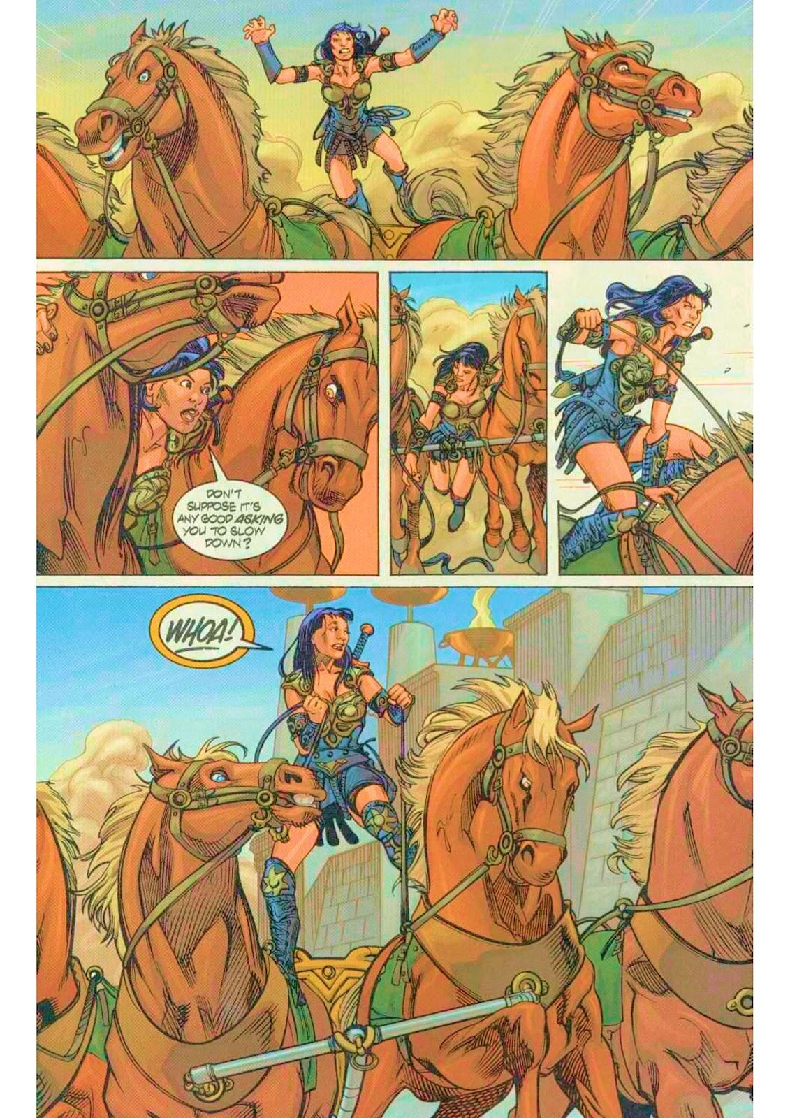 Xena: Warrior Princess (1999) Issue #7 #7 - English 19