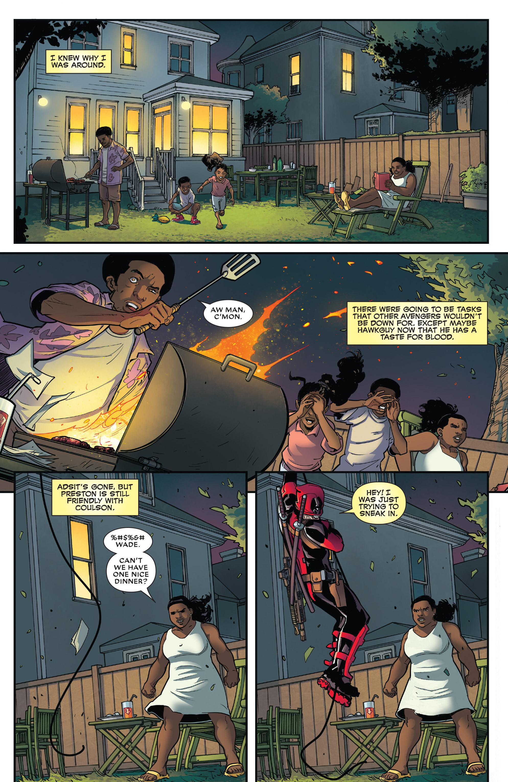 Read online Deadpool (2016) comic -  Issue #31 - 6