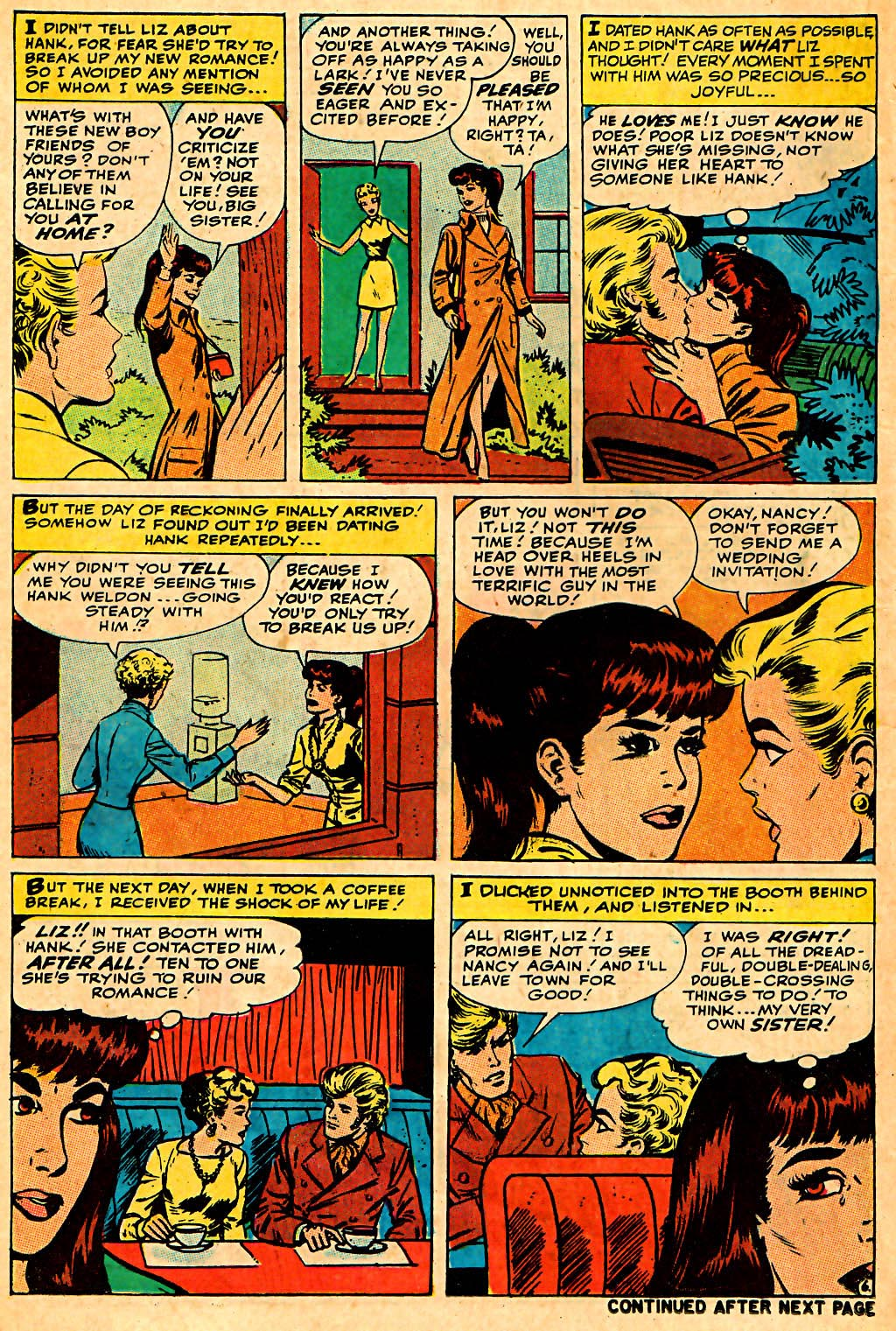 My Love (1969) issue 7 - Page 18