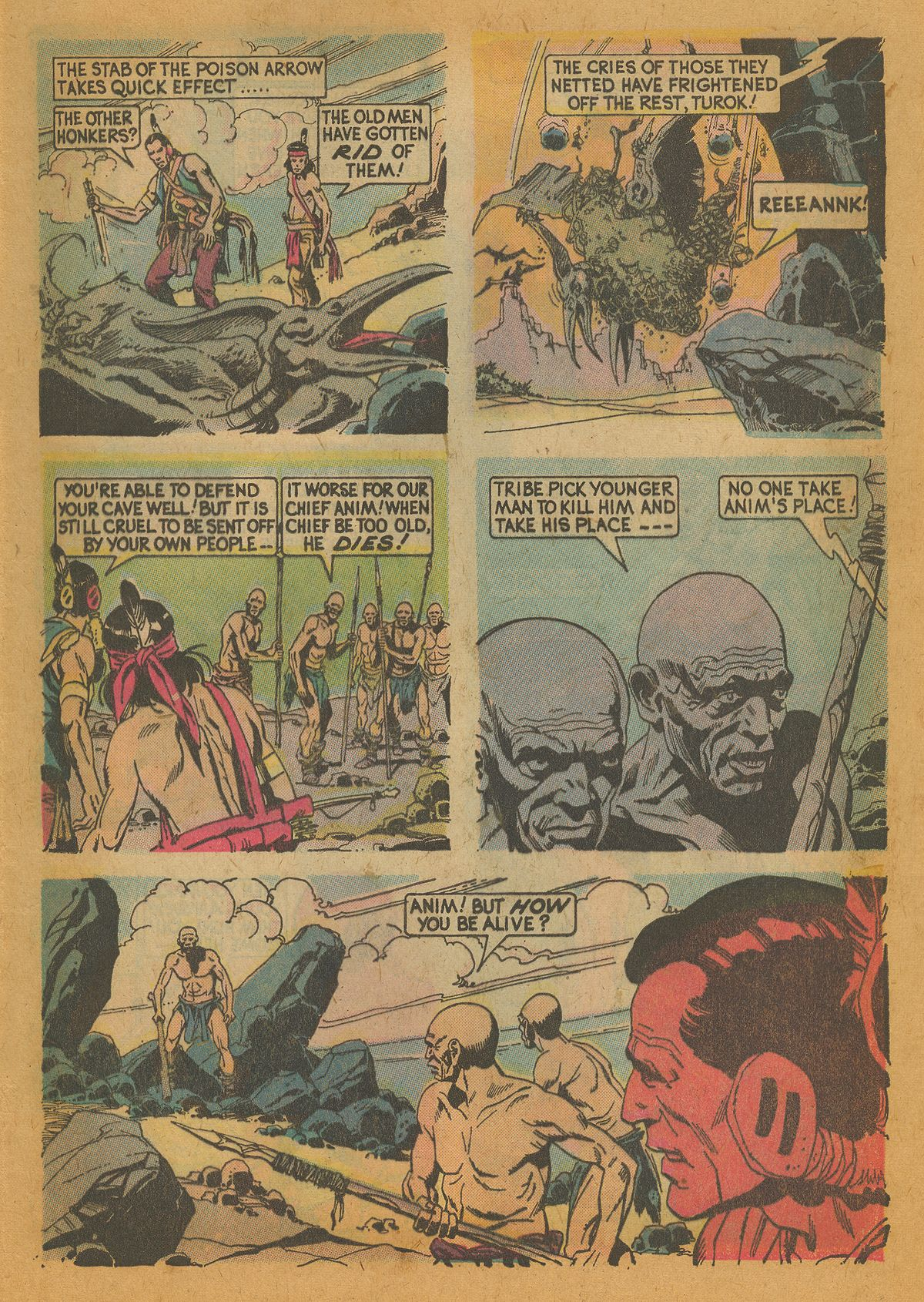 Read online Turok, Son of Stone comic -  Issue #112 - 9