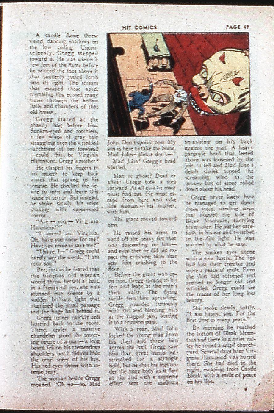 Read online Hit Comics comic -  Issue #4 - 51
