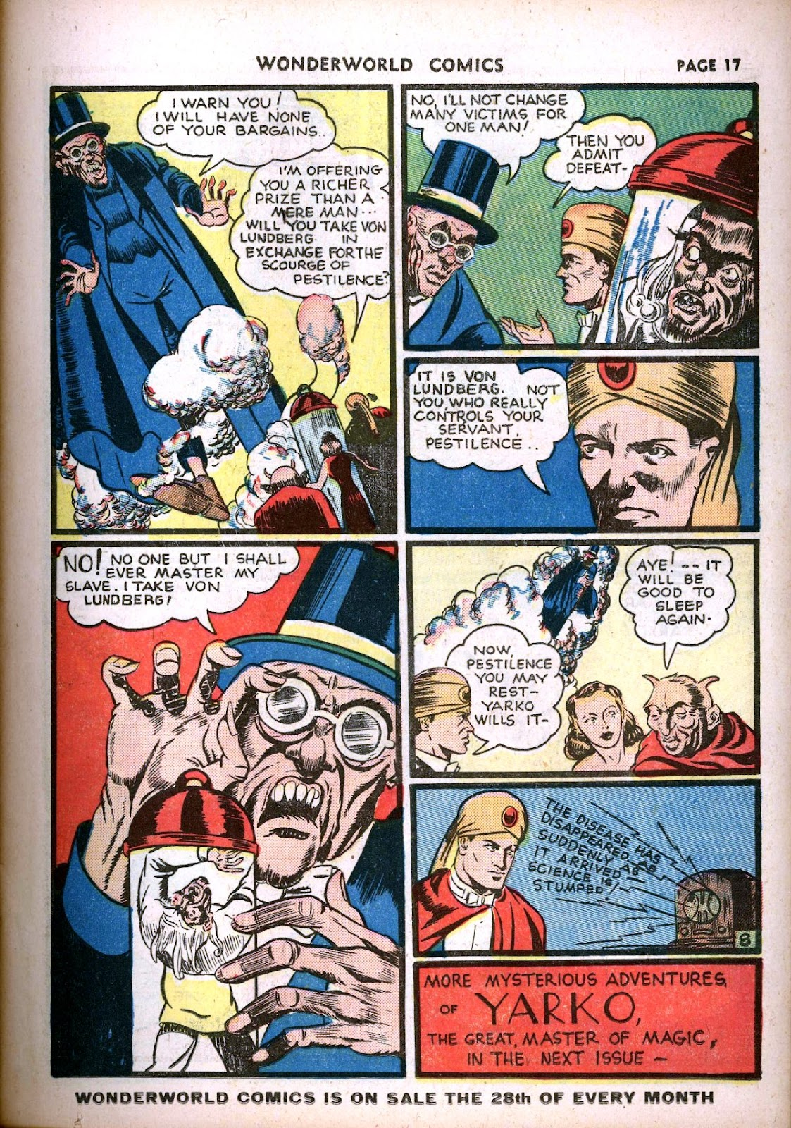 Wonderworld Comics issue 14 - Page 19