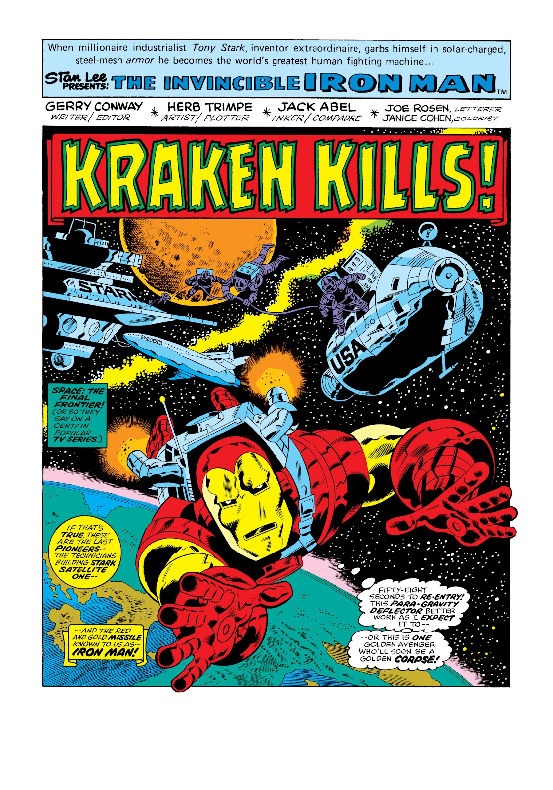 Read online Marvel Masterworks: The Invincible Iron Man comic -  Issue # TPB 11 (Part 3) - 48