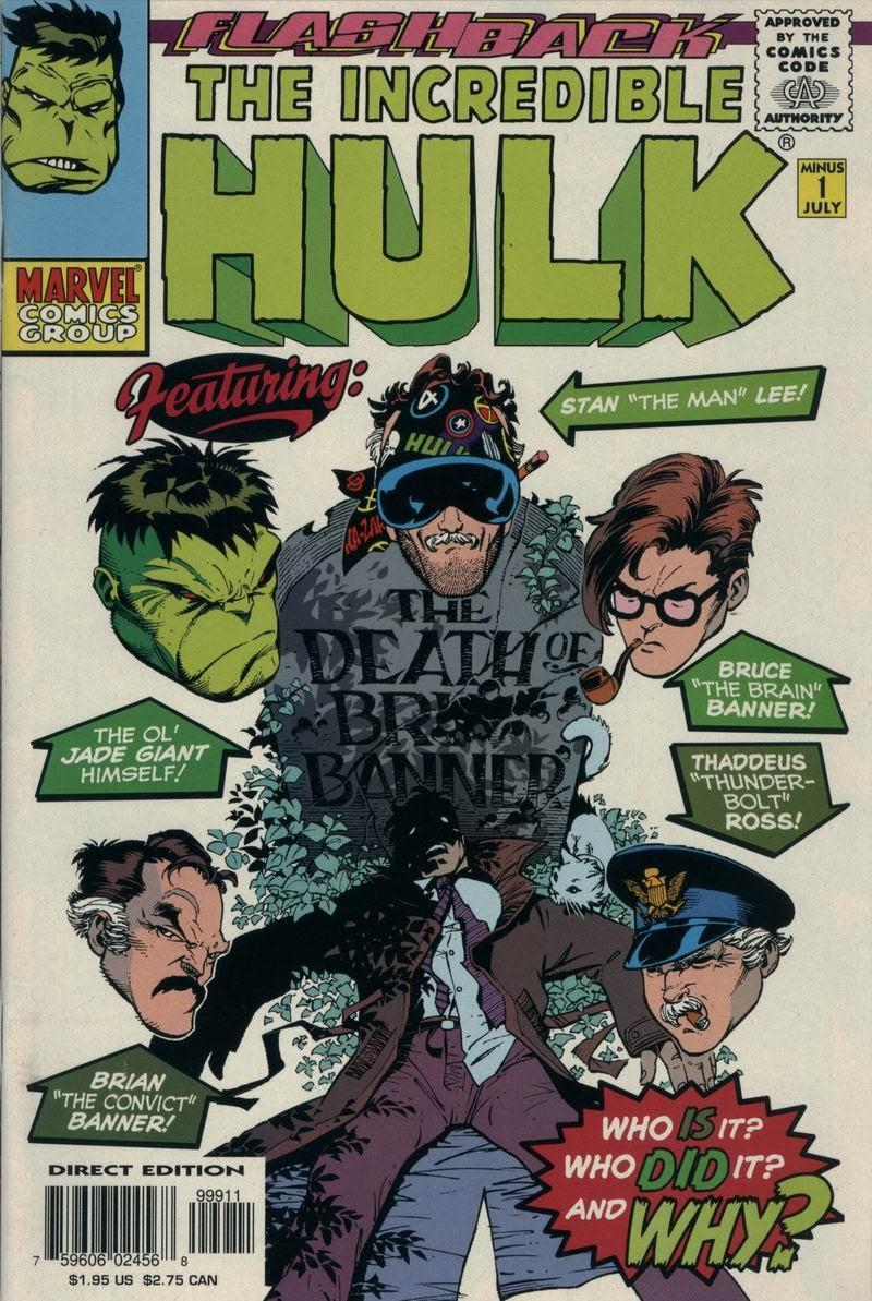 The Incredible Hulk (1968) -1 Page 1