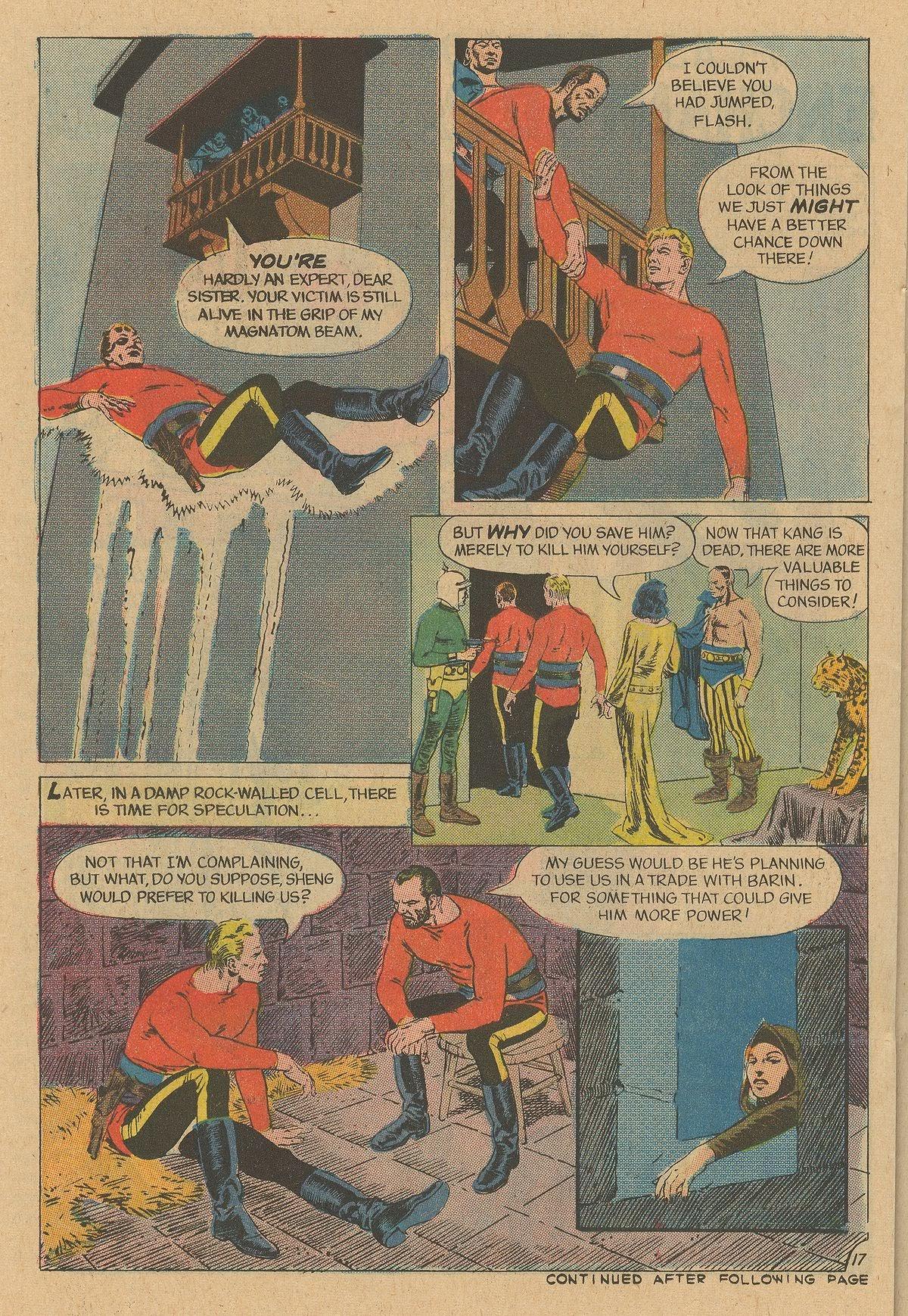 Flash Gordon (1969) issue 12 - Page 22