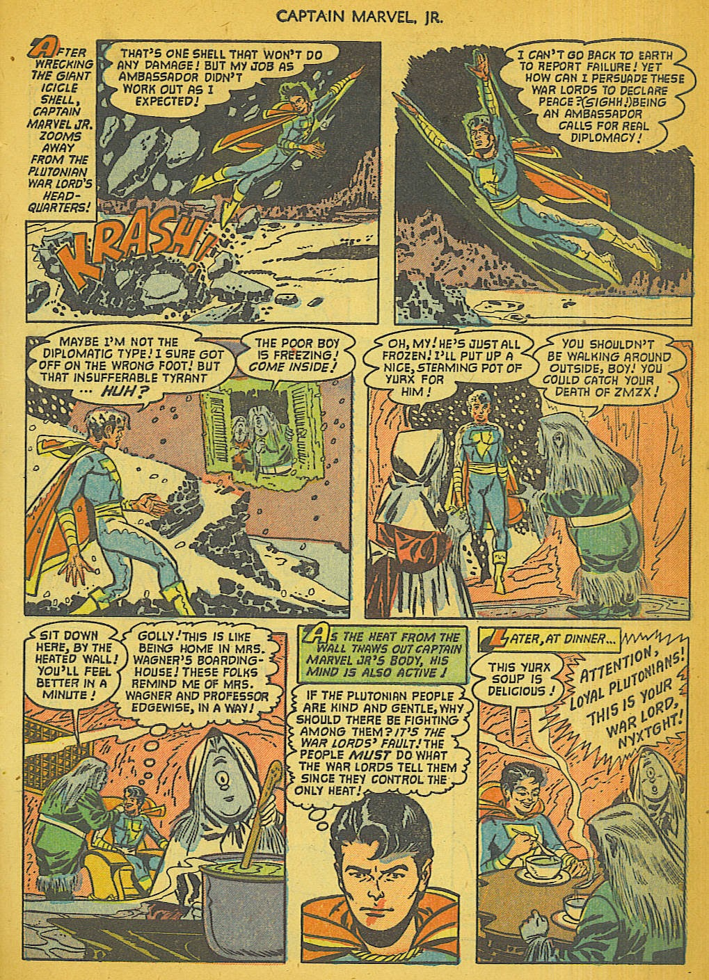 Captain Marvel, Jr. issue 111 - Page 6