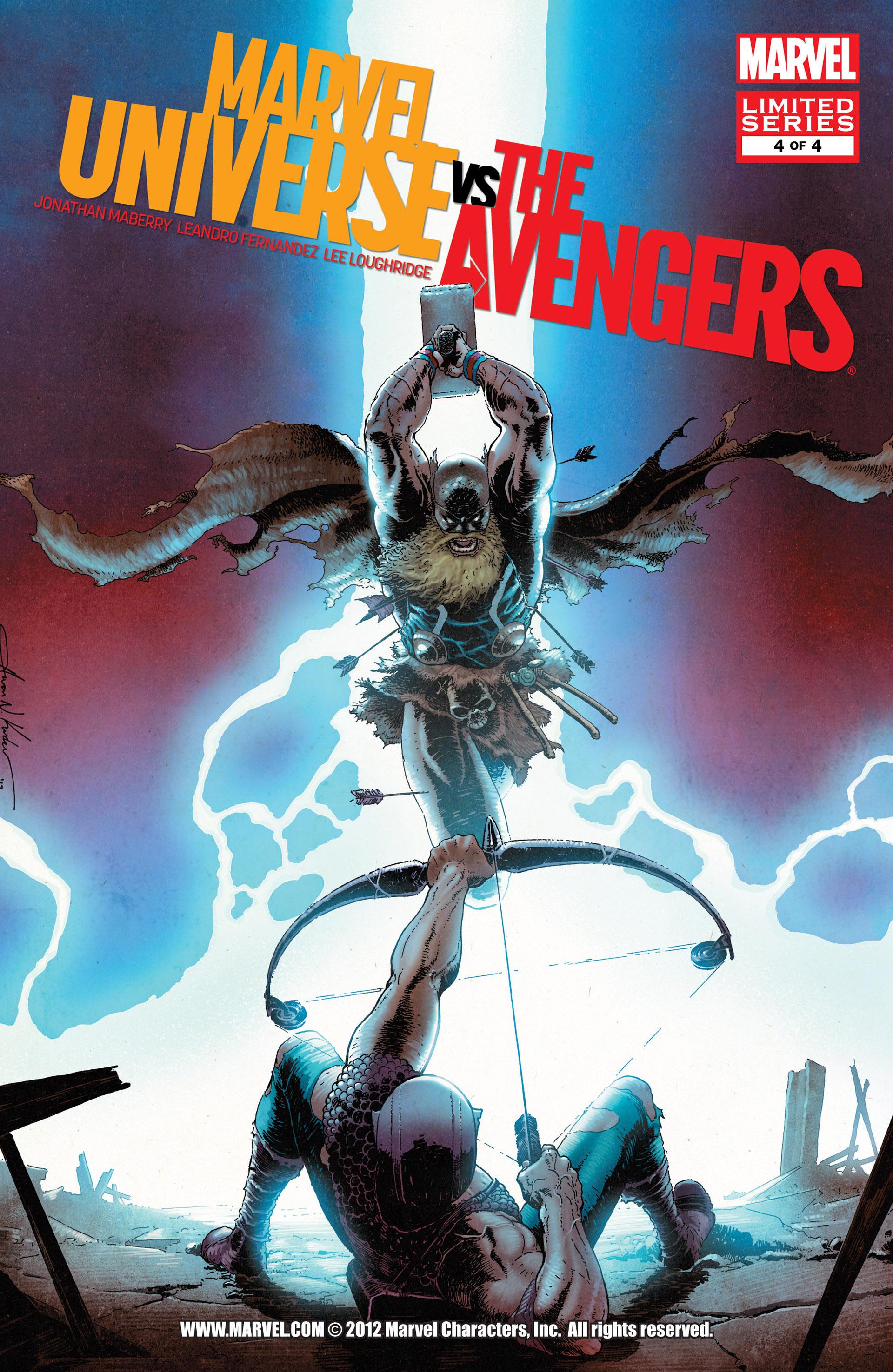 Marvel Universe Vs The Avengers Viewcomic Reading Comics Online For Free 2019