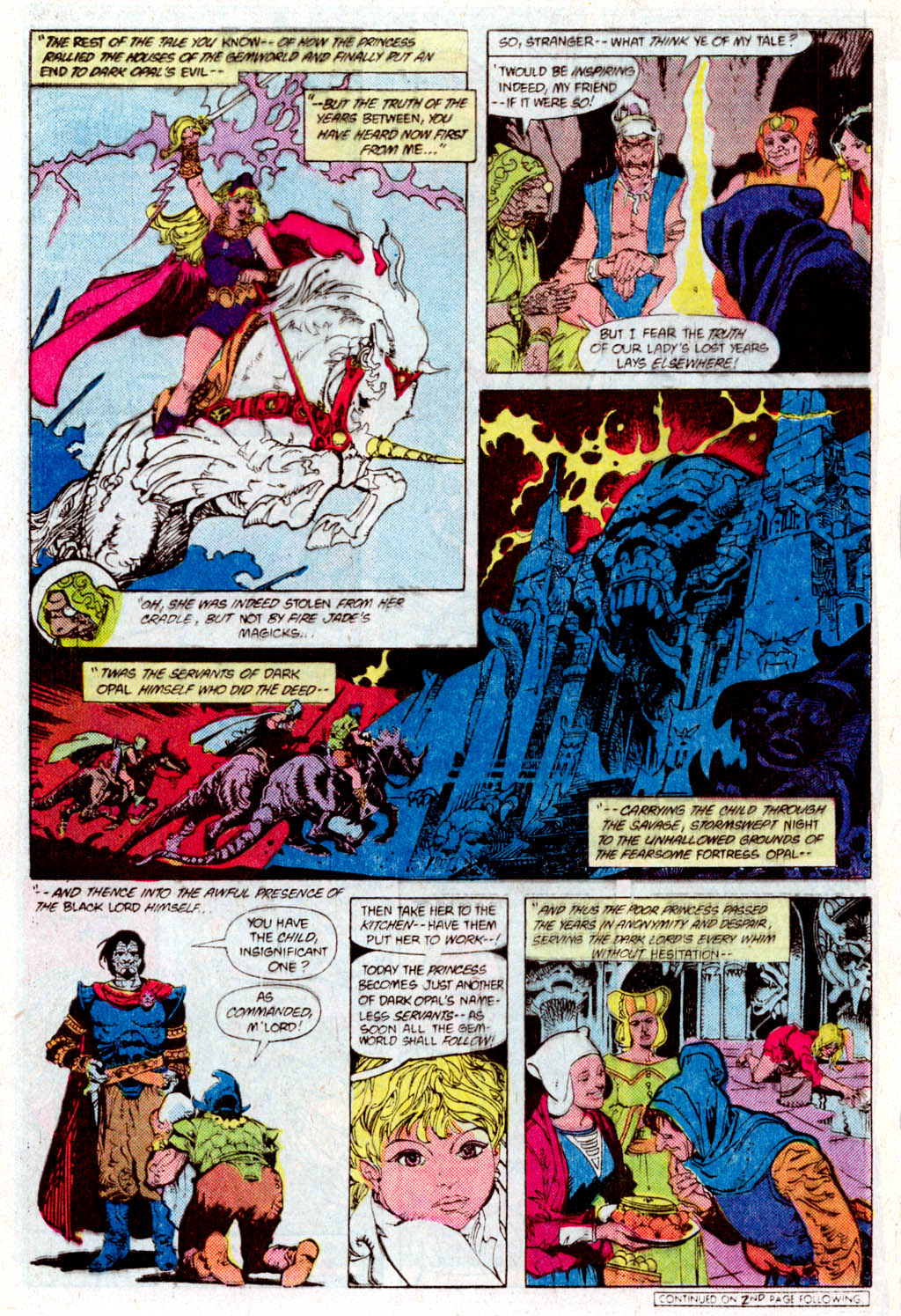 Read online Amethyst (1985) comic -  Issue # _Special 1 - 36