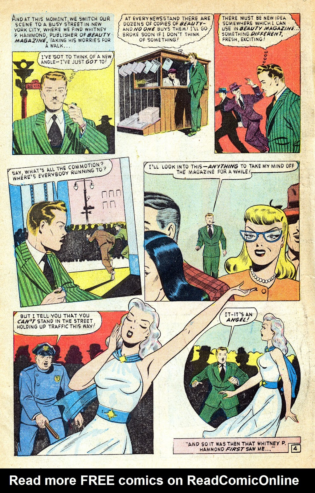 Venus (1948) issue 1 - Page 6