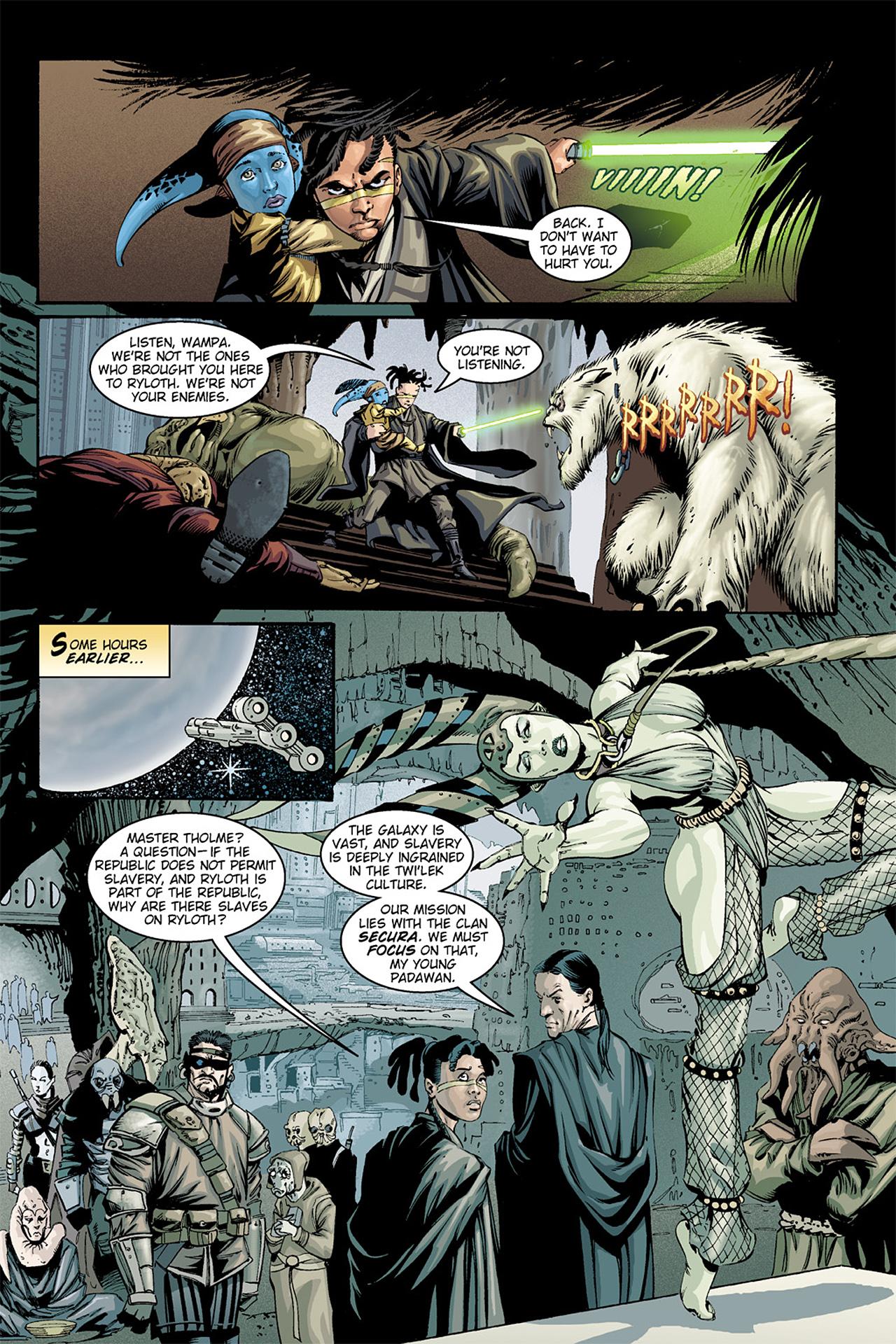Read online Star Wars Omnibus comic -  Issue # Vol. 15.5 - 134