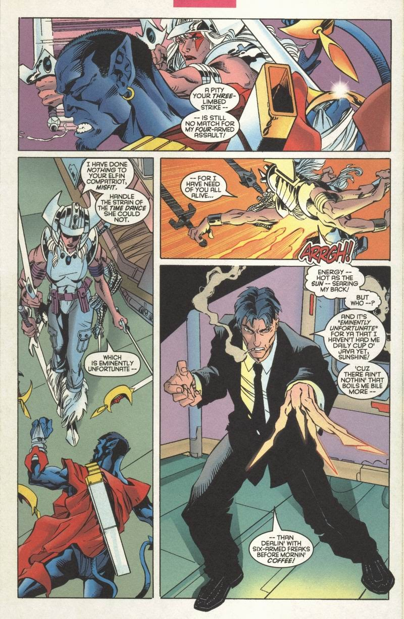 Excalibur (1988) issue 109 - Page 7
