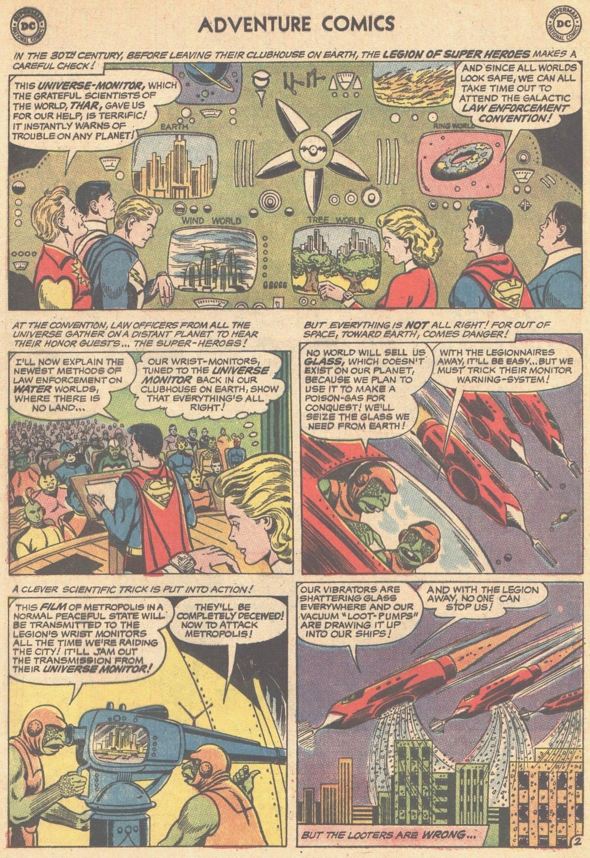 Read online Adventure Comics (1938) comic -  Issue #501 - 83