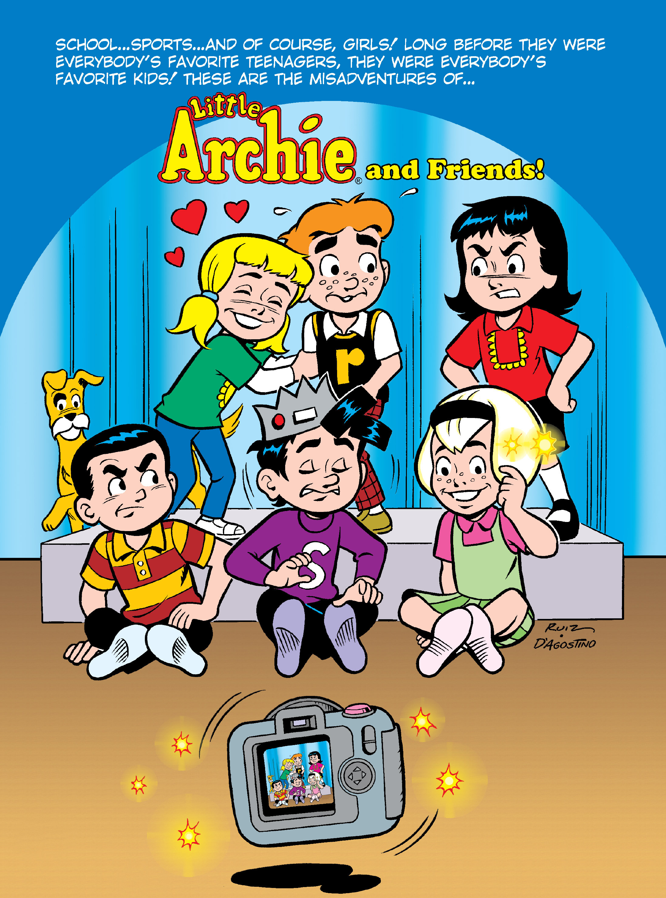 Read online Archie's Funhouse Double Digest comic -  Issue #1 - 125
