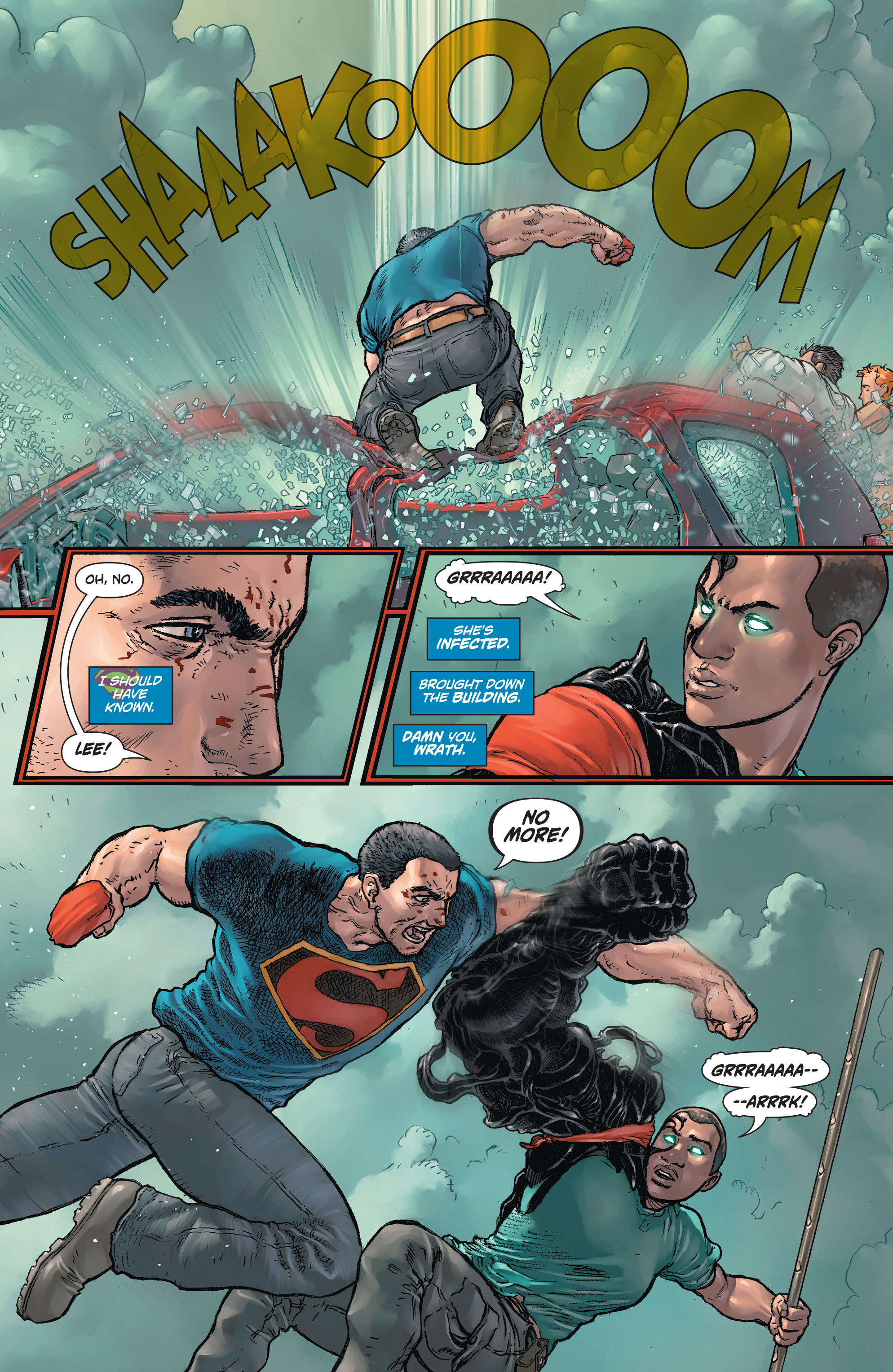 Read online Action Comics (2011) comic -  Issue #44 - 16
