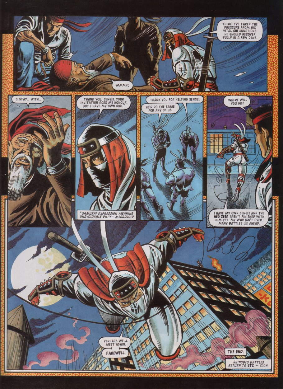 Read online Sonic the Comic comic -  Issue #53 - 17