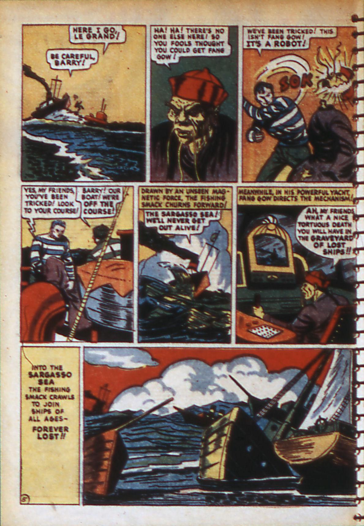 Read online Adventure Comics (1938) comic -  Issue #56 - 17