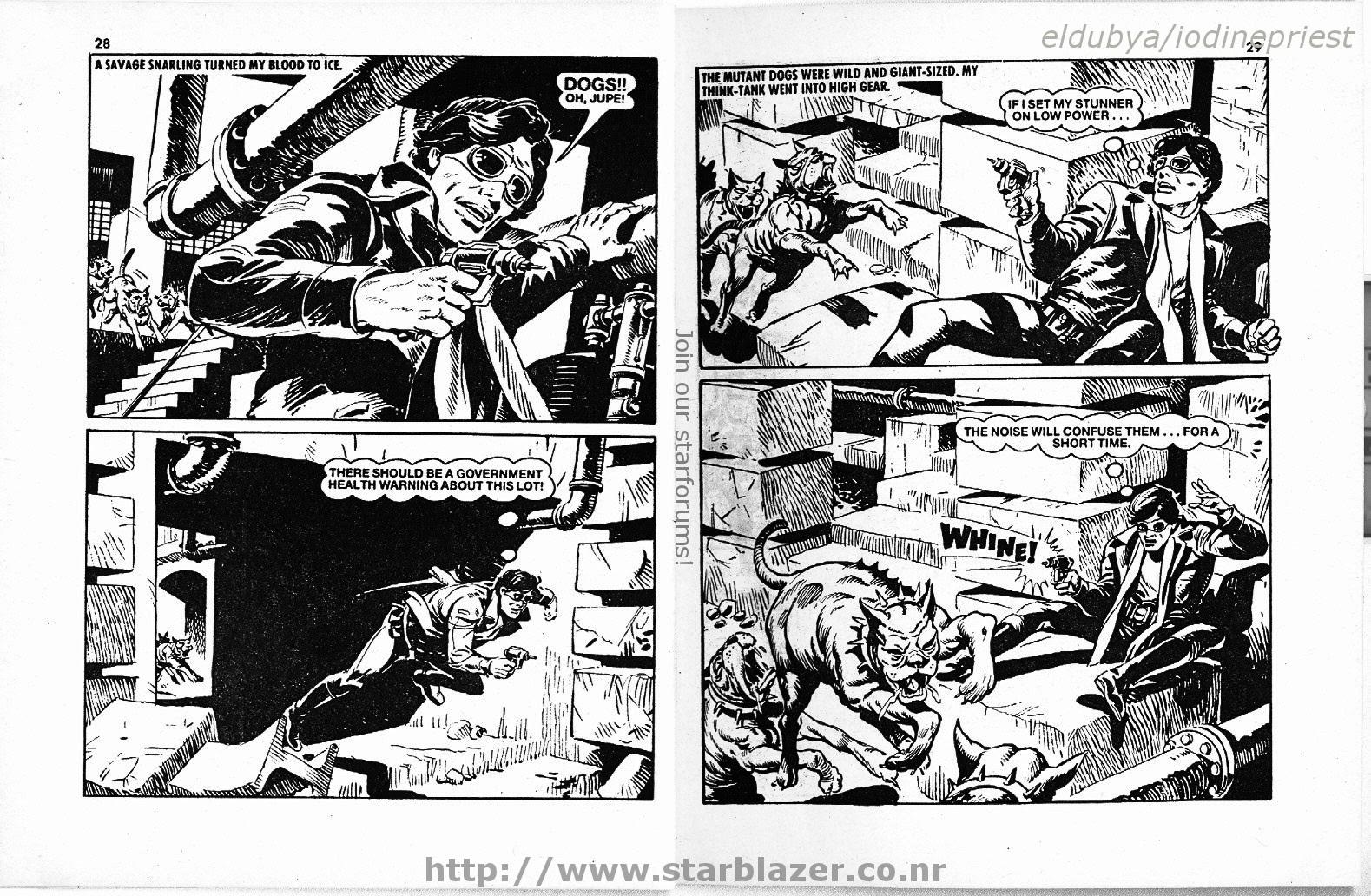 Starblazer issue 173 - Page 16