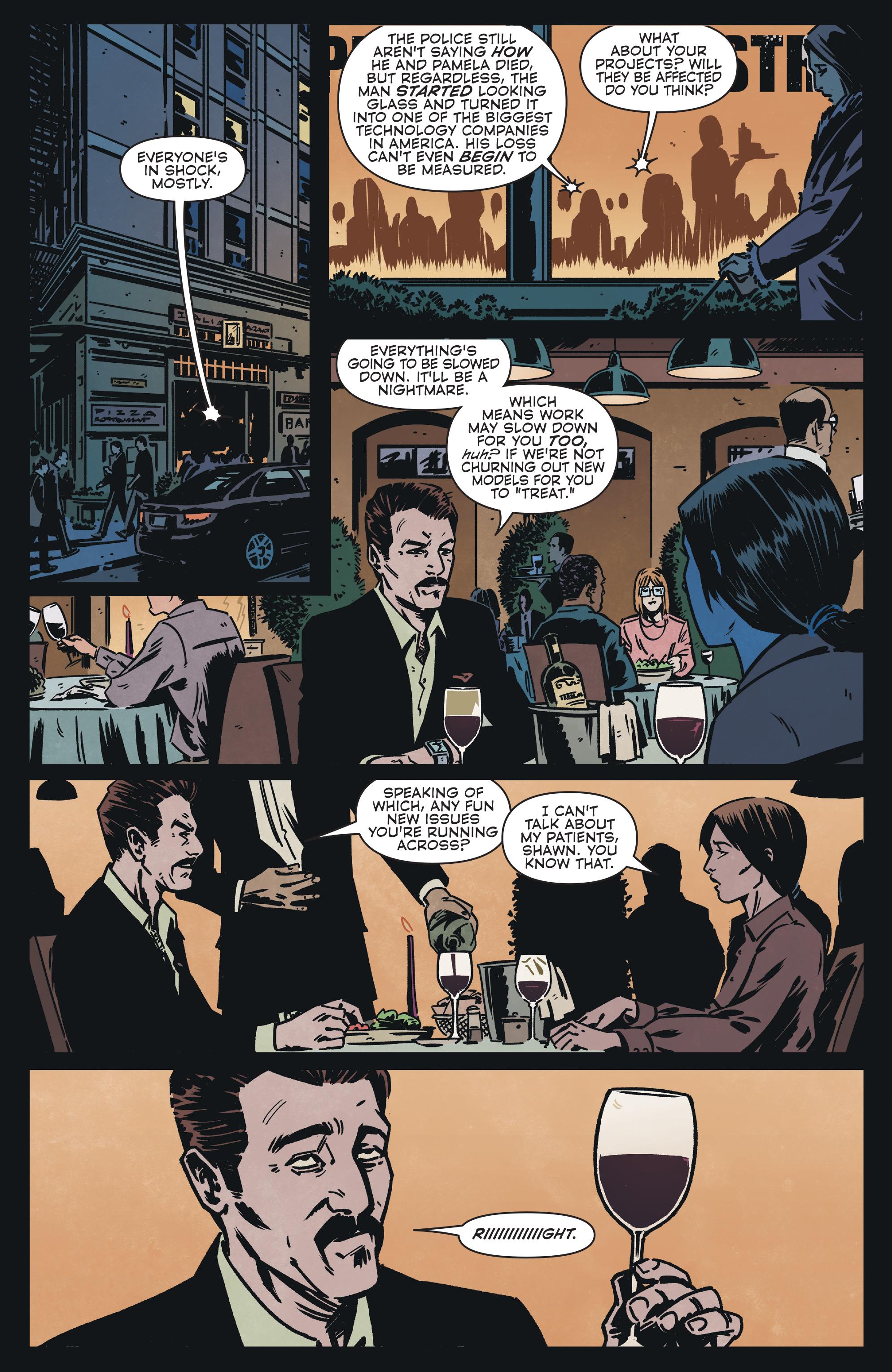 Read online Magnus comic -  Issue #1 - 13