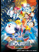 Nôbita Và Cuộc Xâm Lăng Của Binh Đoàn Rôbôt - Doraemon: Nobita And The New Steel Troops Angel Wings