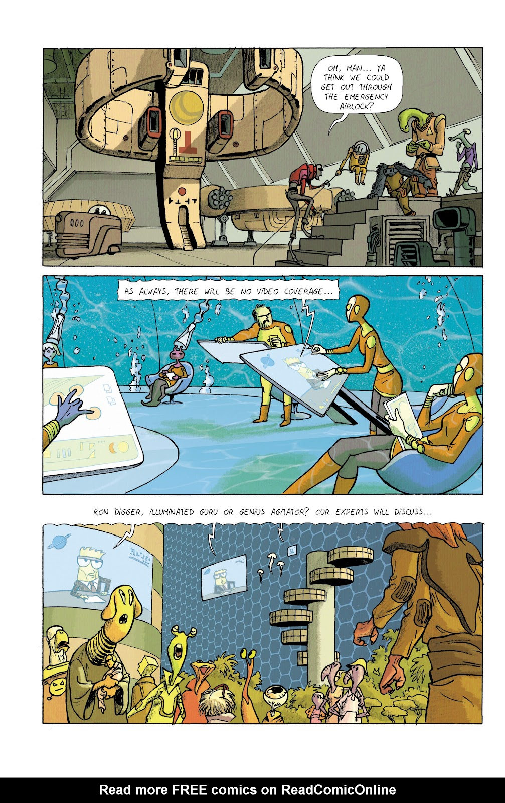 Read online Infinity 8 comic -  Issue #11 - 19
