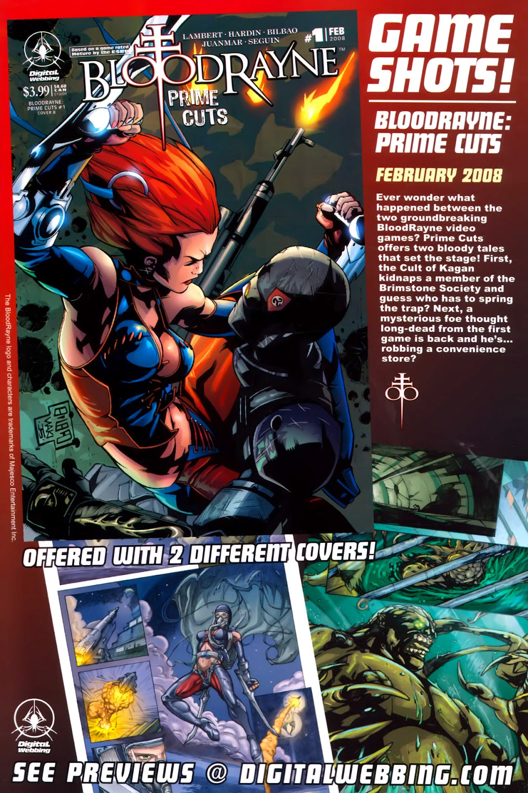 BloodRayne: Automaton issue Full - Page 18