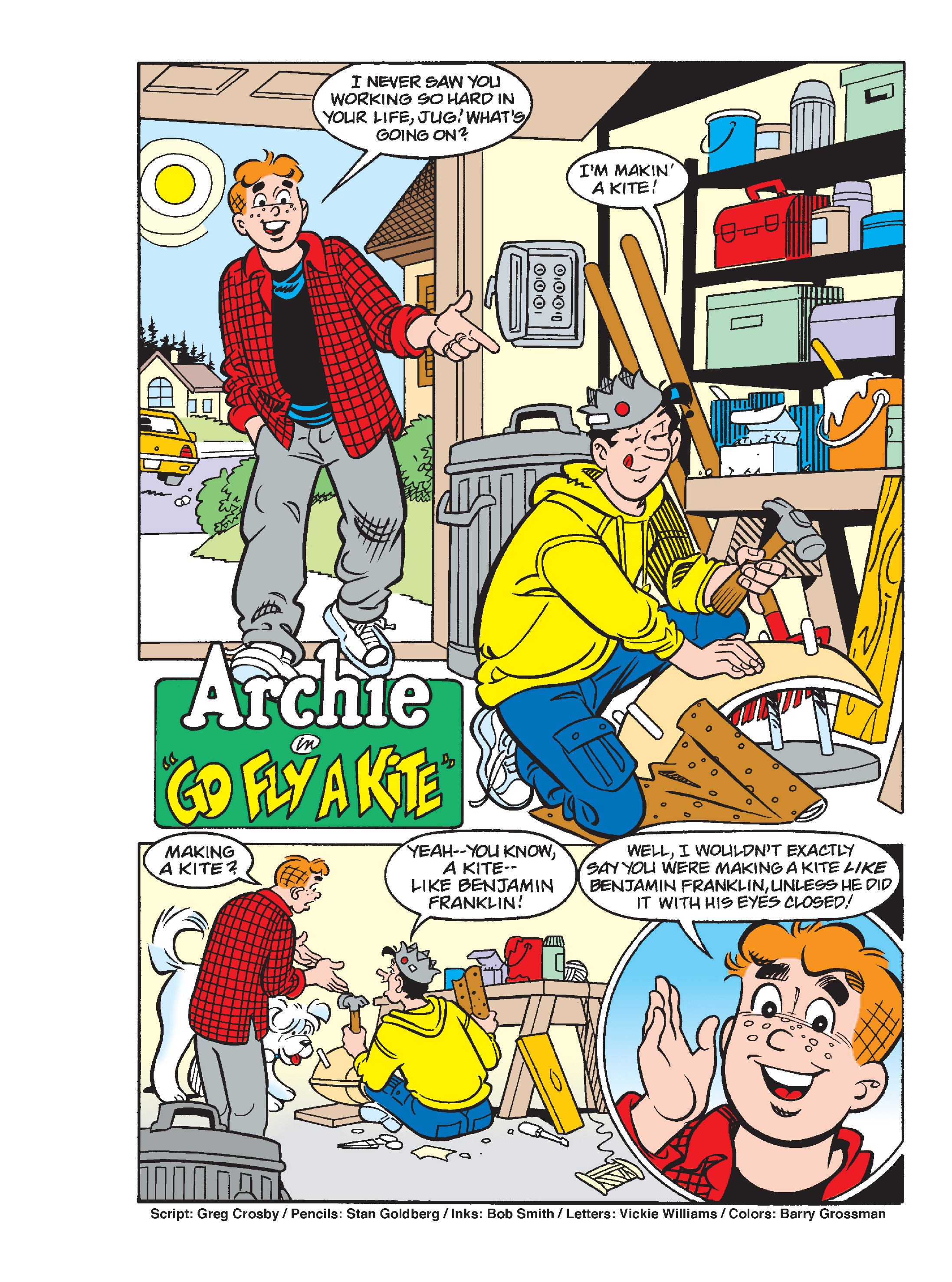 Read online Archie 1000 Page Comics Blowout! comic -  Issue # TPB (Part 4) - 126