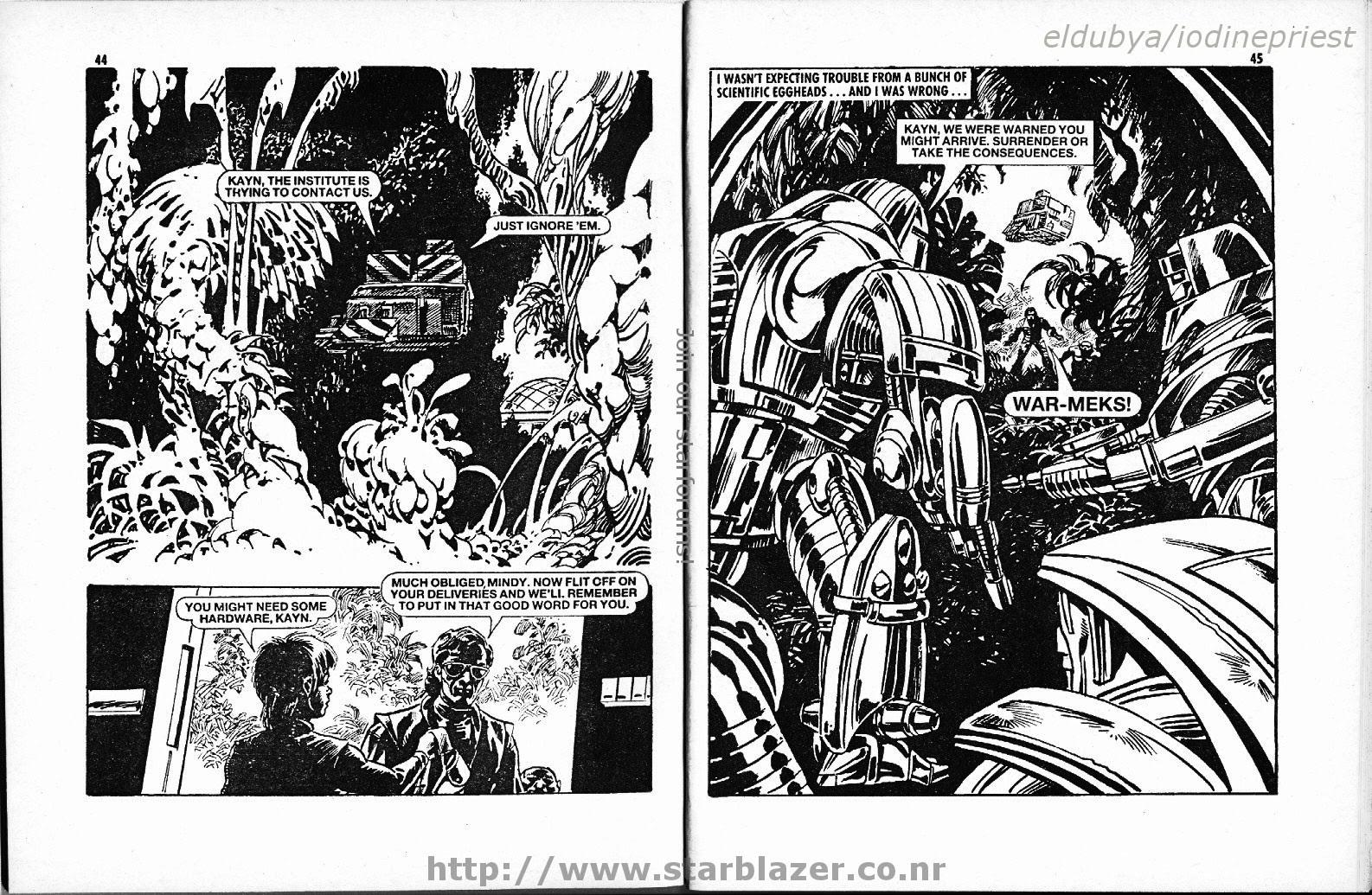 Starblazer issue 199 - Page 24