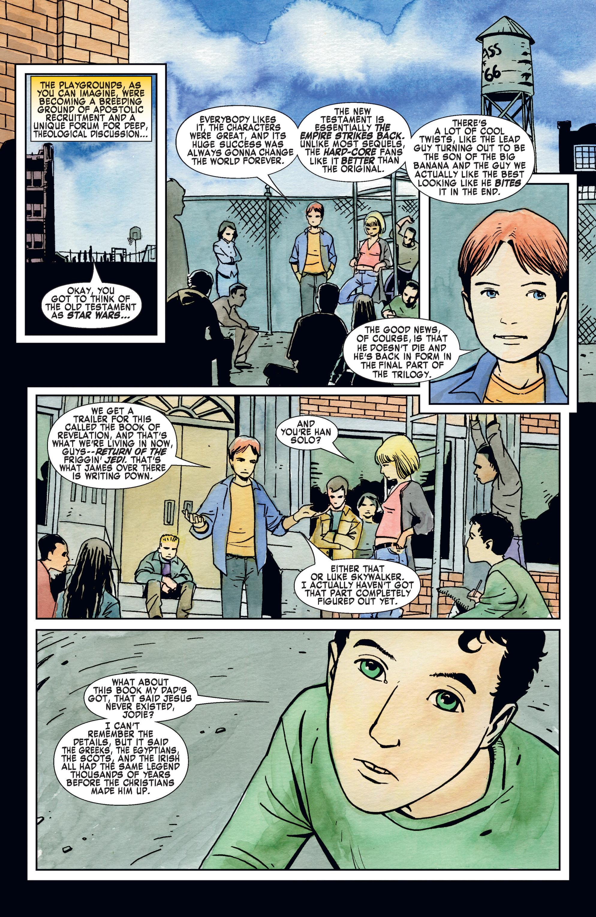 Read online American Jesus comic -  Issue # TPB - 39