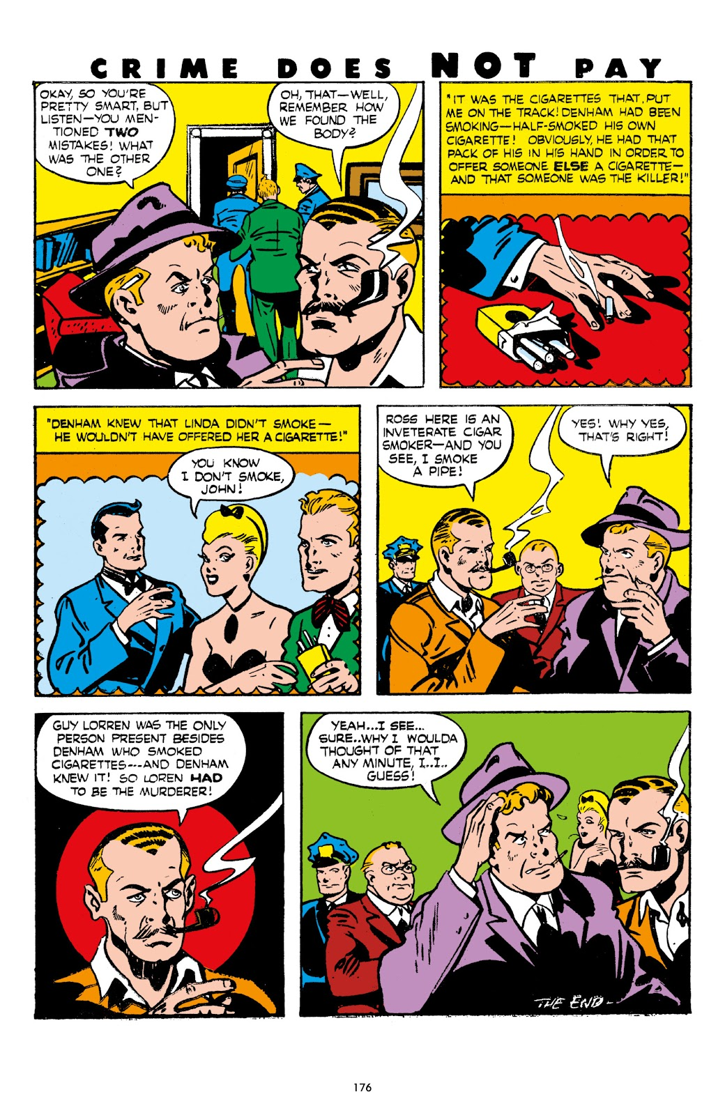 Read online Crime Does Not Pay Archives comic -  Issue # TPB 7 (Part 2) - 78
