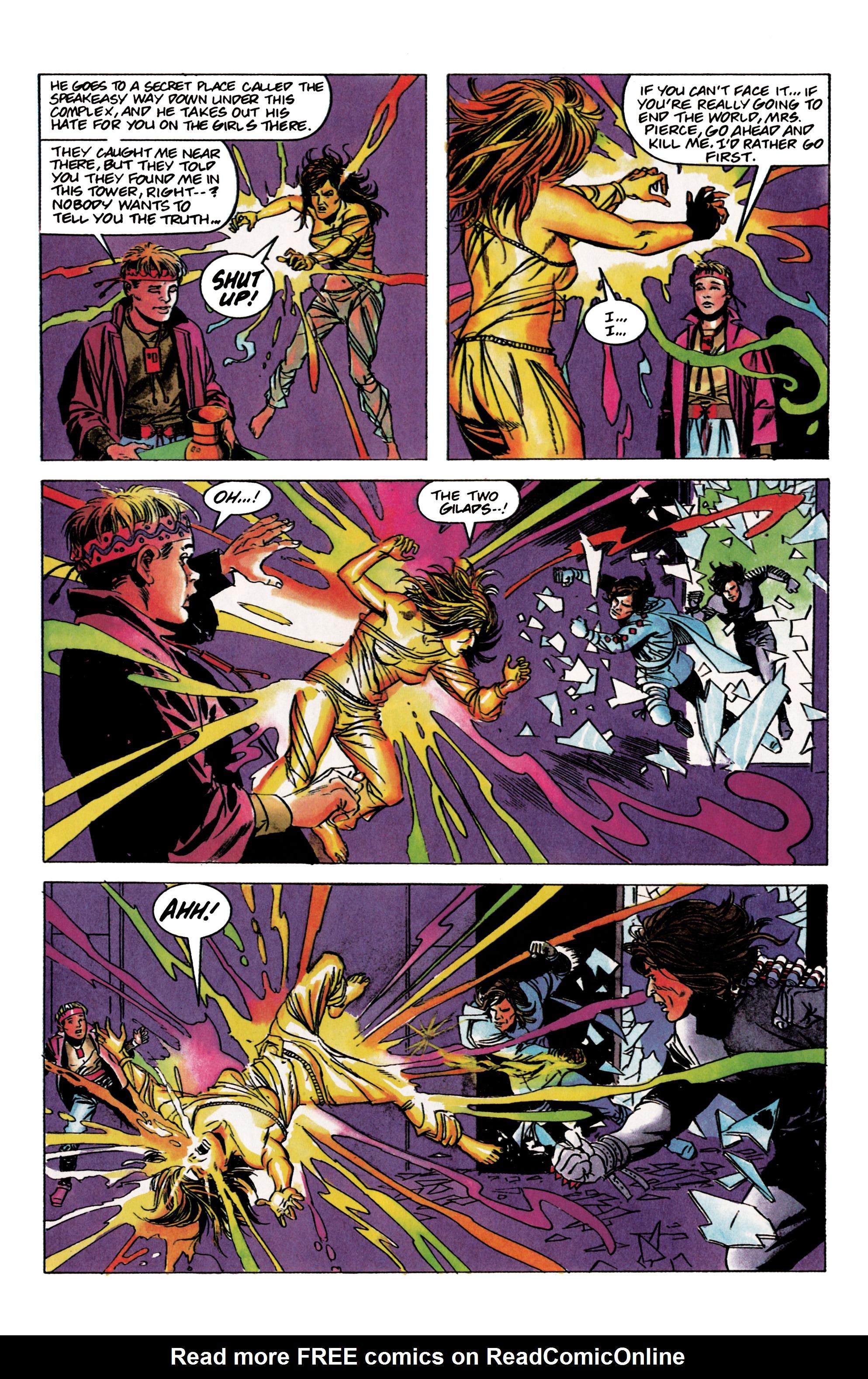 Read online Eternal Warrior (1992) comic -  Issue #2 - 20