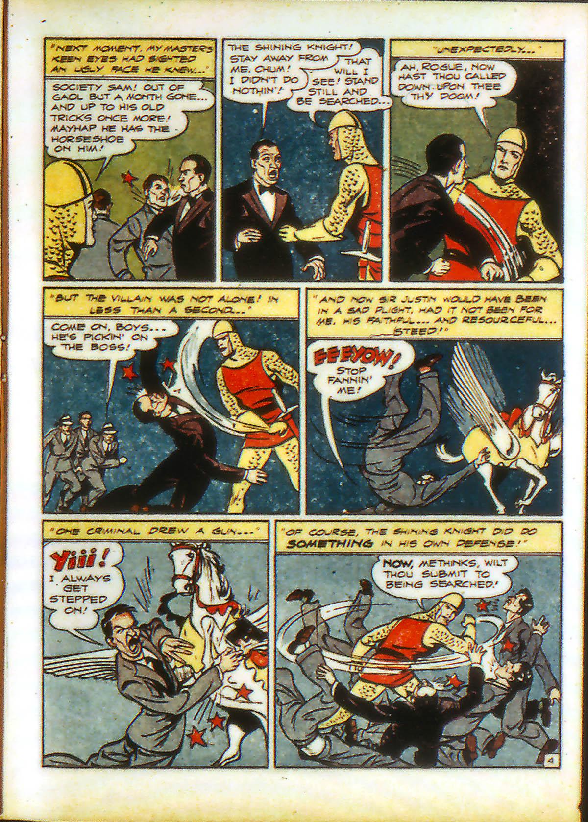 Read online Adventure Comics (1938) comic -  Issue #89 - 23