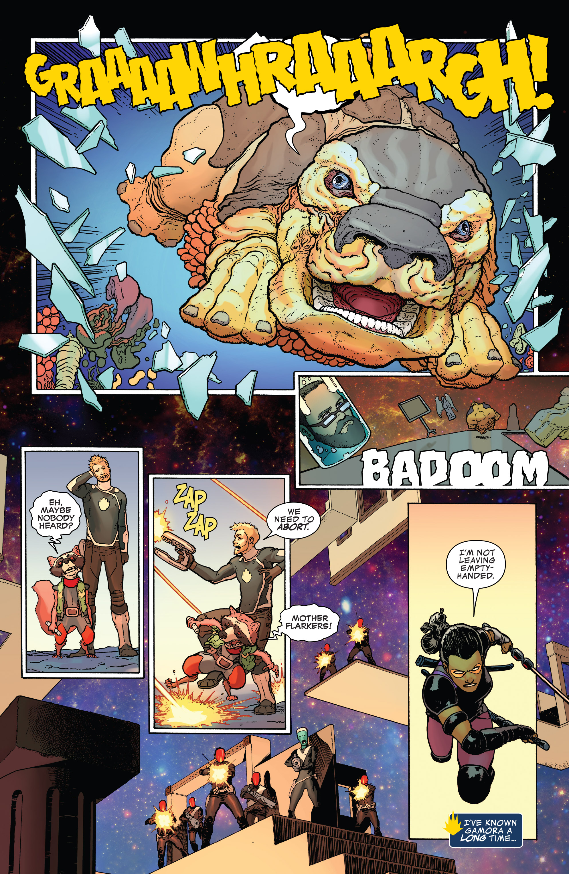 Read online All-New Guardians of the Galaxy comic -  Issue #2 - 10