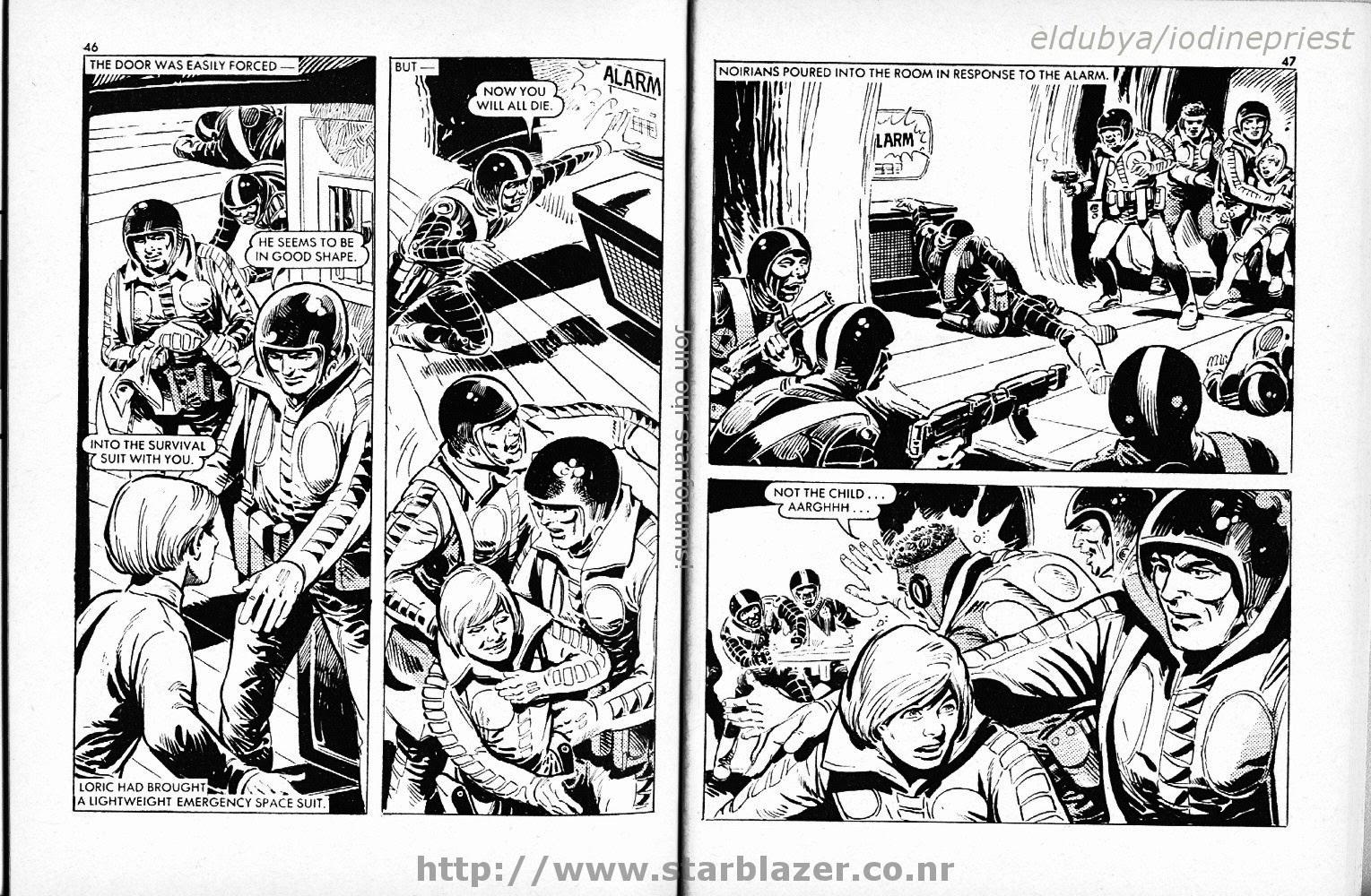 Starblazer issue 97 - Page 25