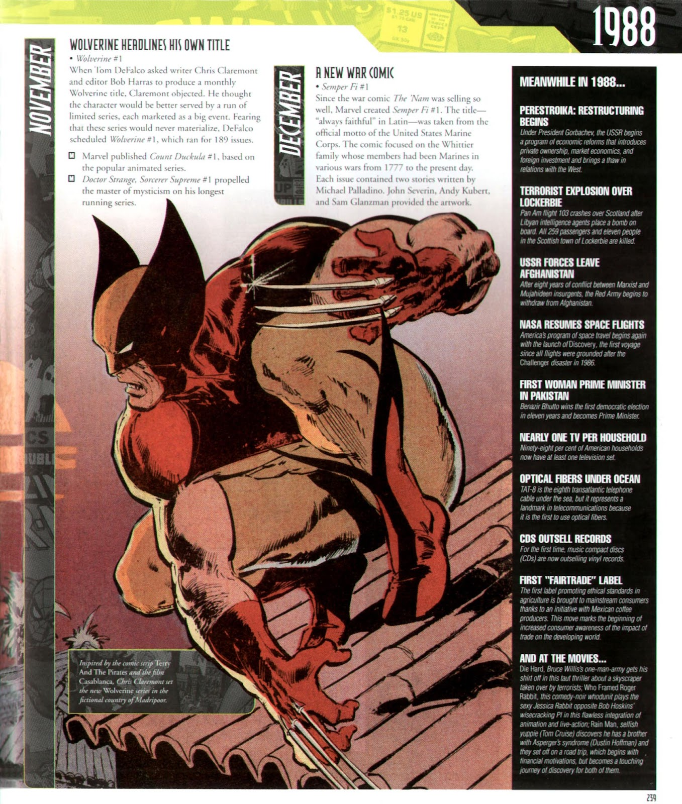 Read online Marvel Chronicle comic -  Issue # TPB (Part 3) - 32