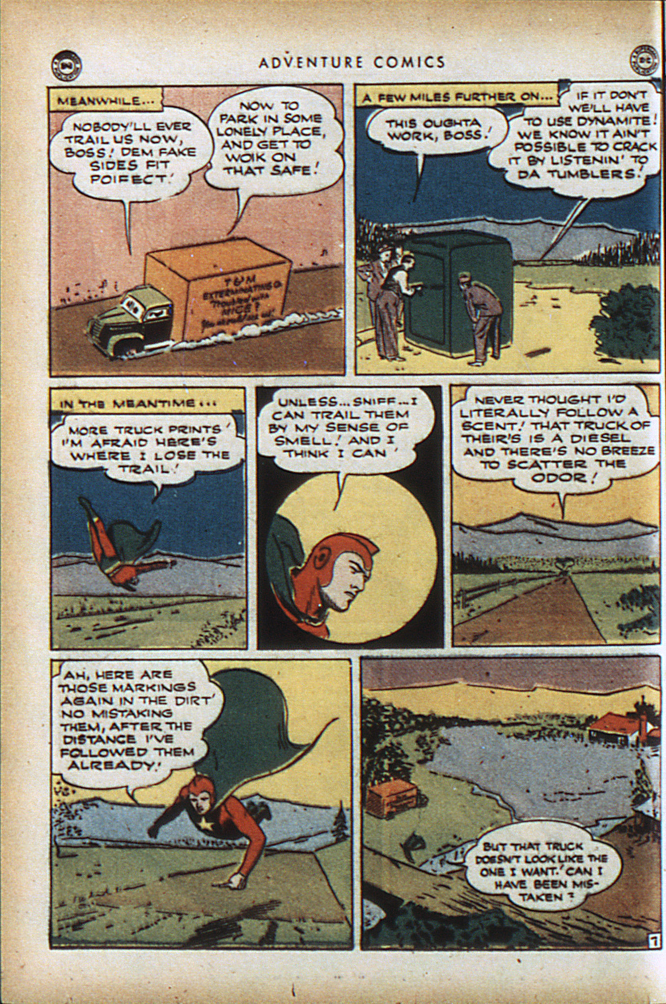 Read online Adventure Comics (1938) comic -  Issue #95 - 31