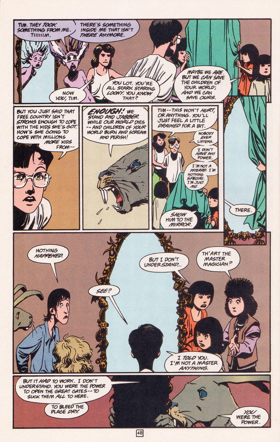 Read online The Children's Crusade comic -  Issue #2 - 48
