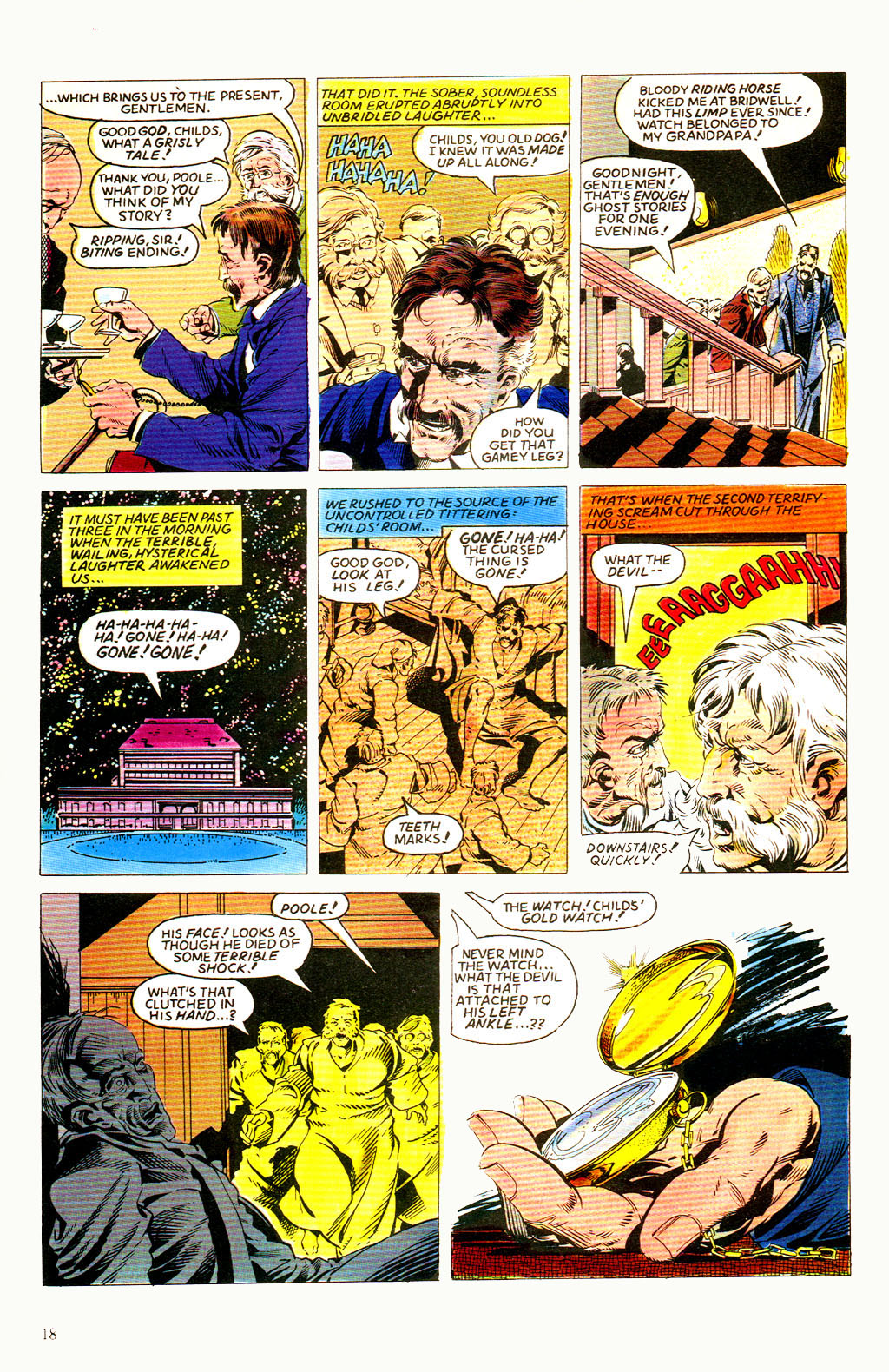 Read online Twisted Tales (1982) comic -  Issue #8 - 20