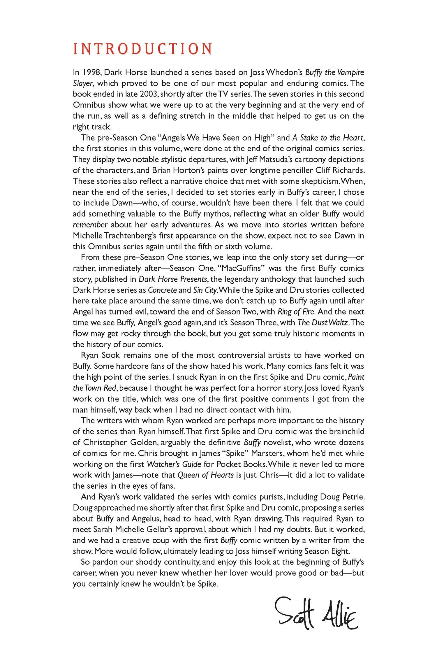 Read online Buffy the Vampire Slayer: Omnibus comic -  Issue # TPB 2 - 6