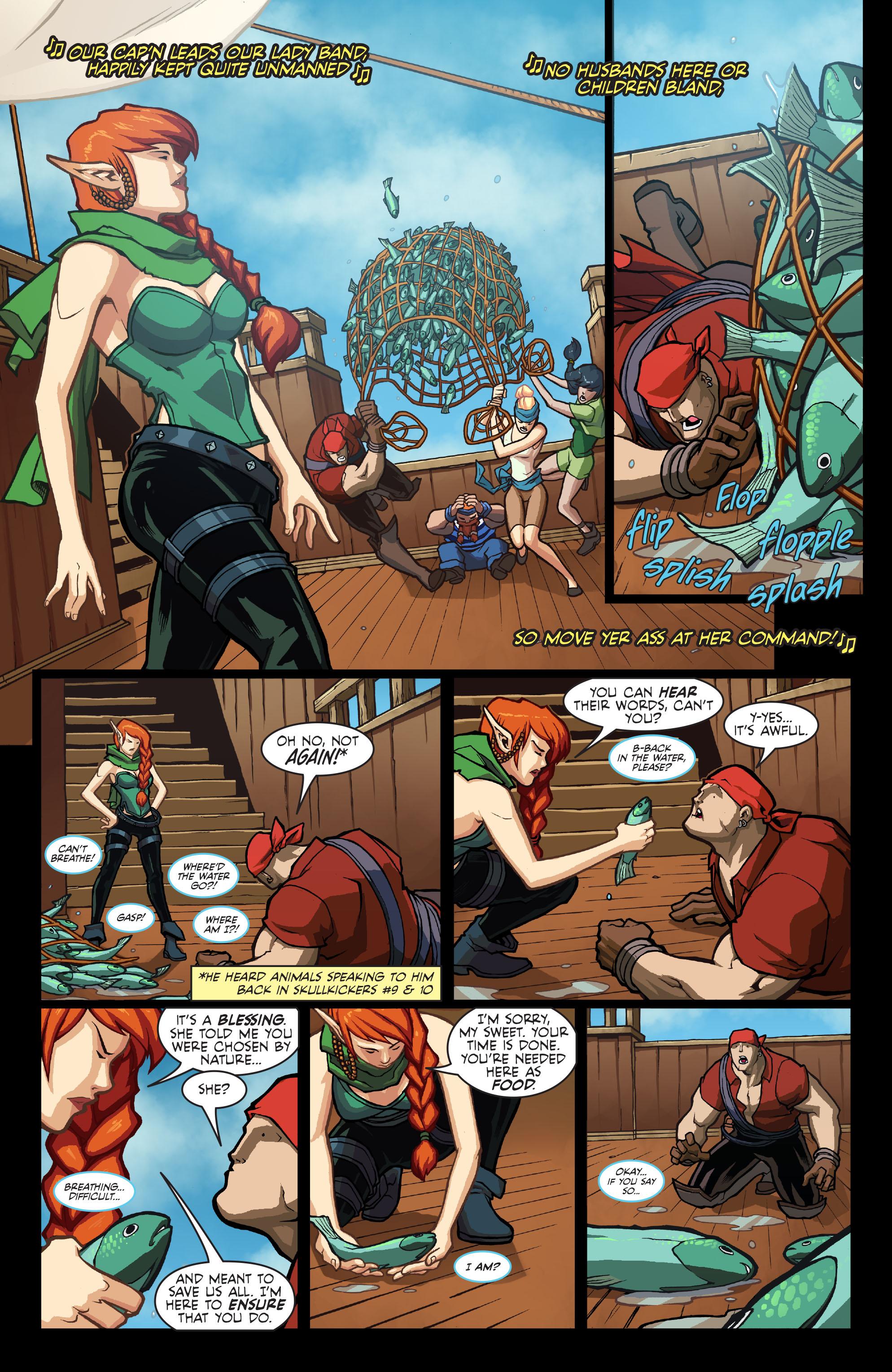 Read online Skullkickers comic -  Issue #13 - 20