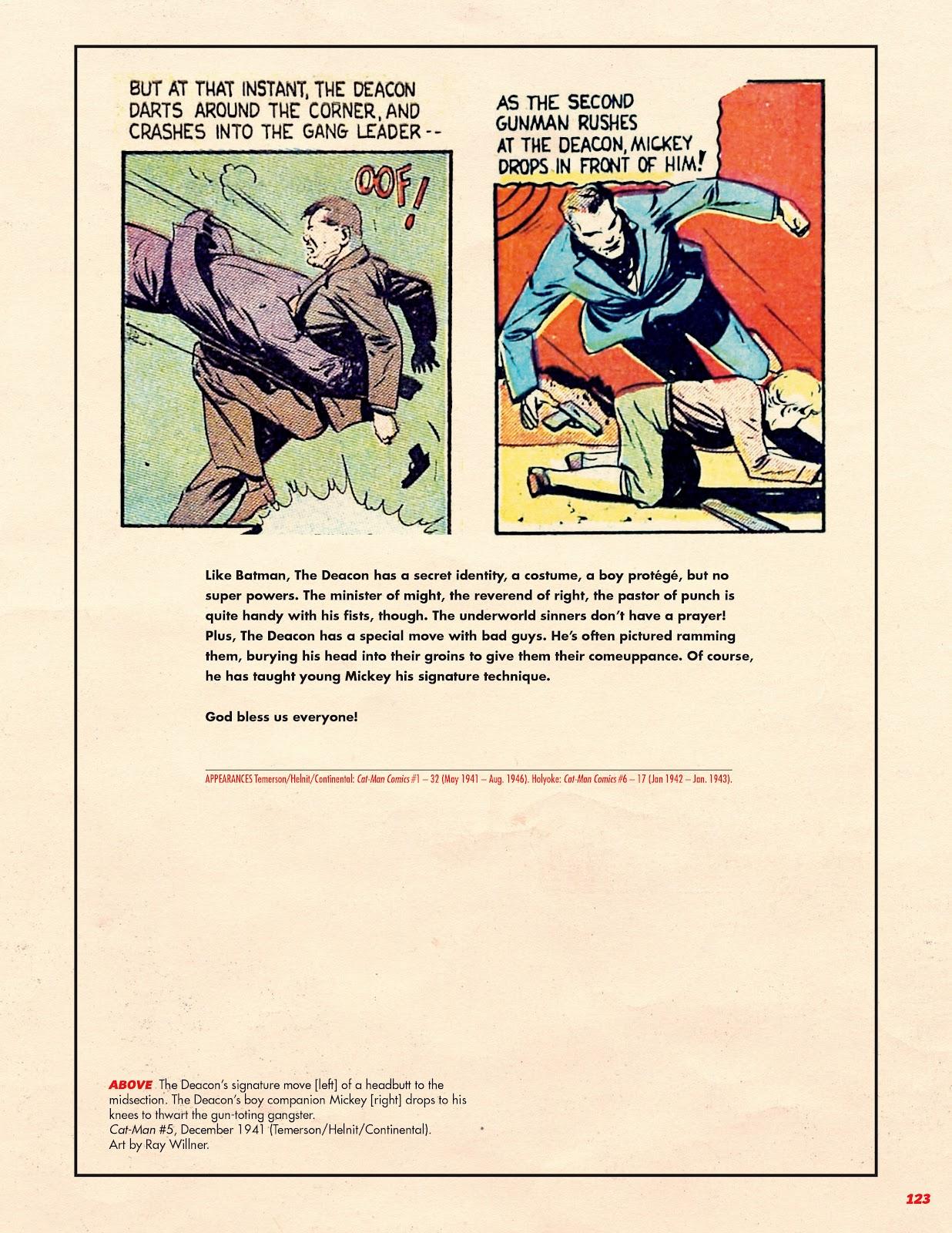 Read online Super Weird Heroes comic -  Issue # TPB 1 (Part 2) - 23