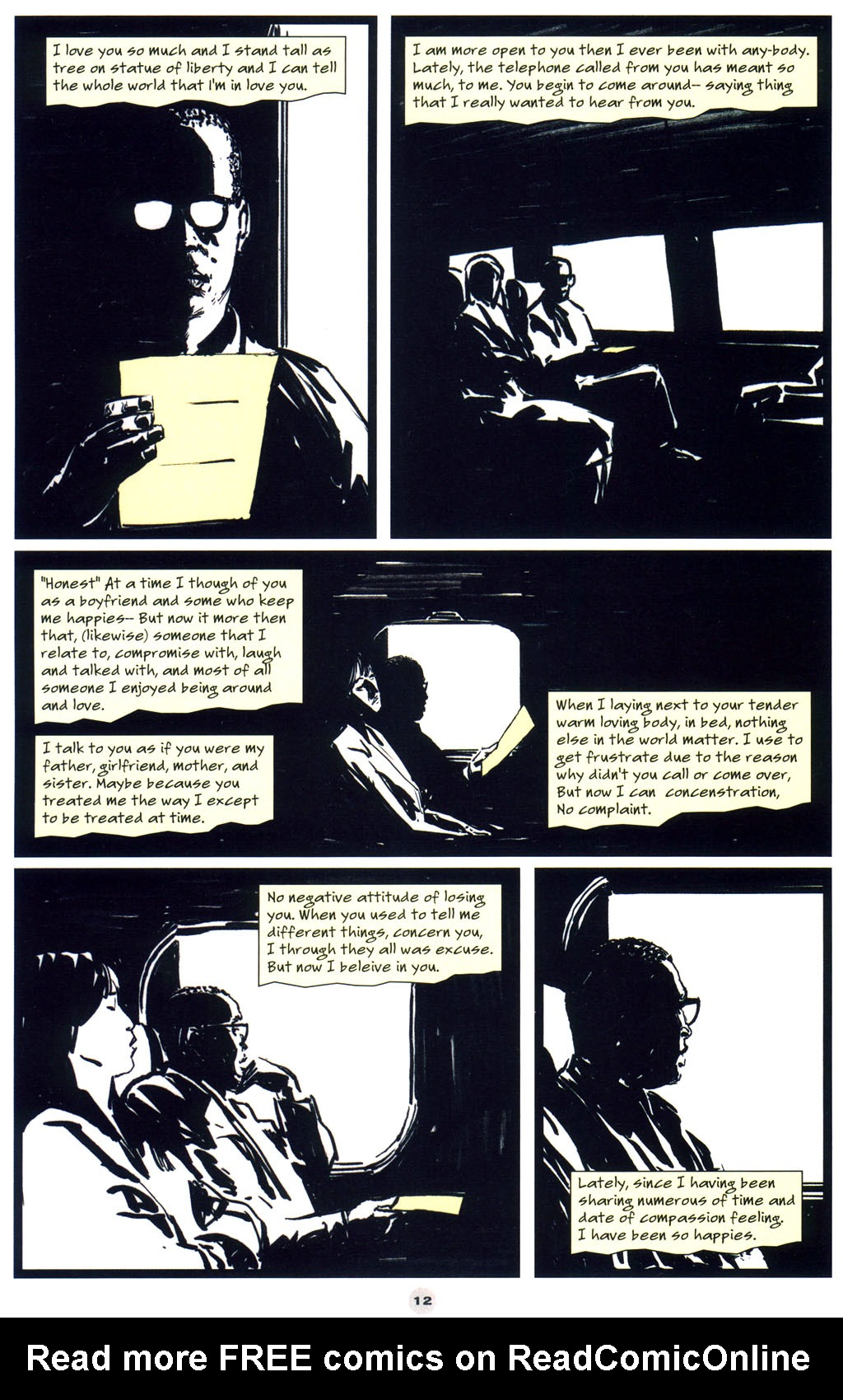 Read online Solo (2004) comic -  Issue #9 - 13