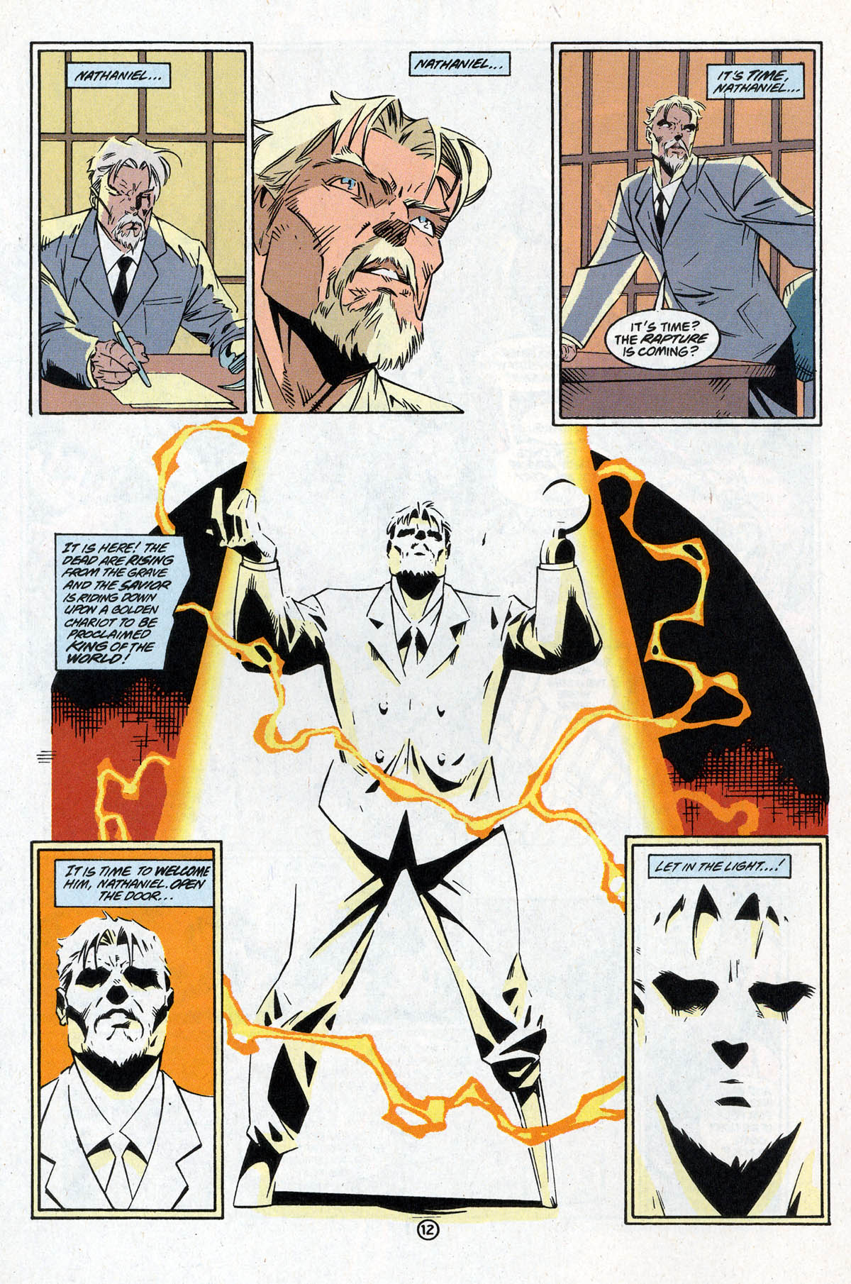 Read online Artemis: Requiem comic -  Issue #5 - 18